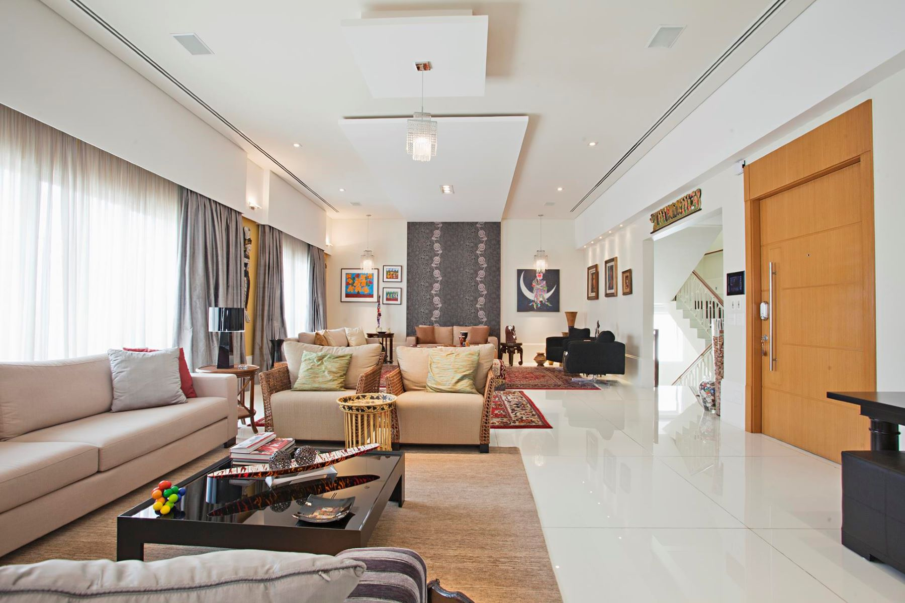 Single Family Home for Sale at Amazing Penthouse Rua Jacurici Sao Paulo, Sao Paulo 01453030 Brazil