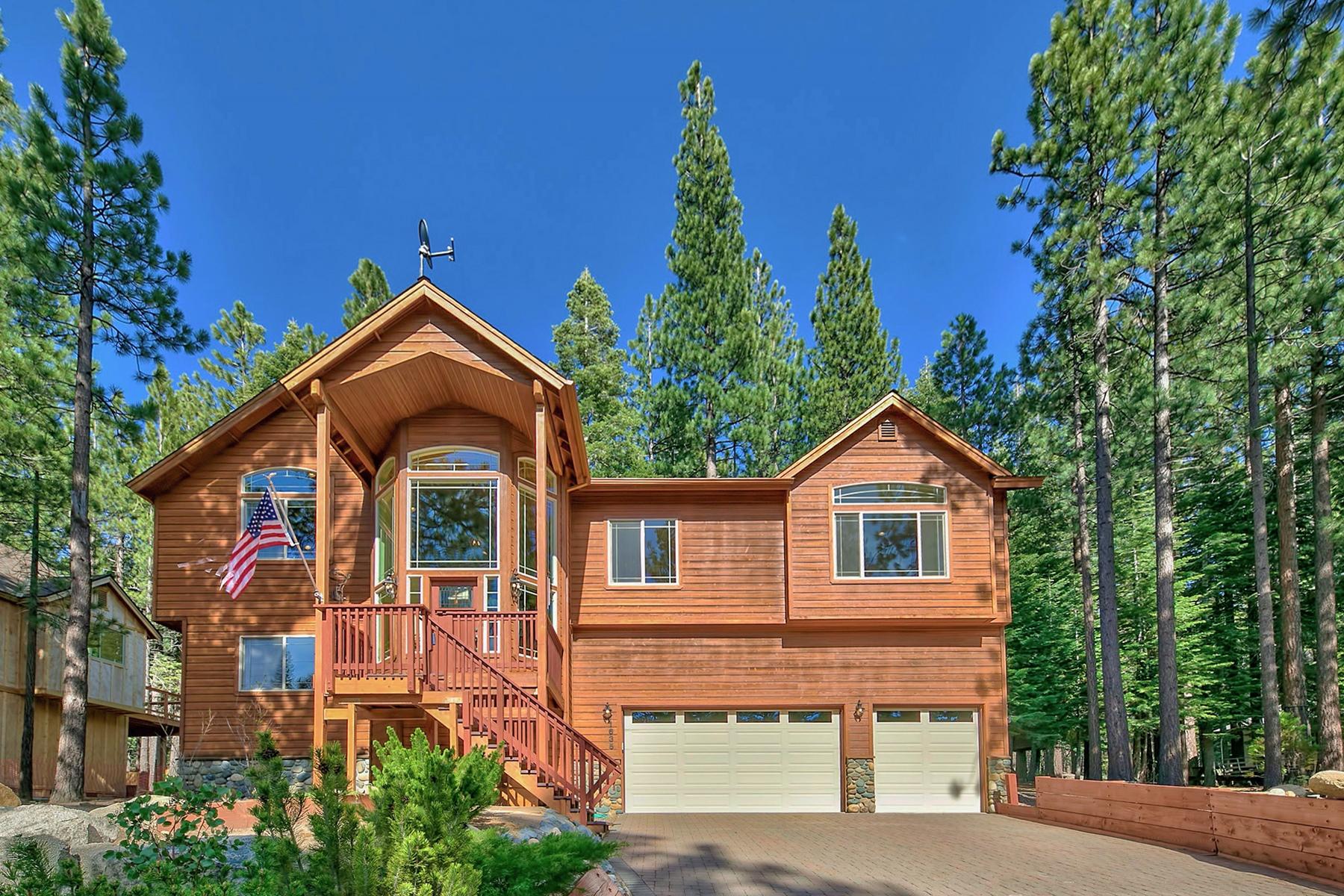 Casa Unifamiliar por un Venta en 1635 Cherry Hills Circle, South Lake Tahoe, CA South Lake Tahoe, California 96150 Estados Unidos