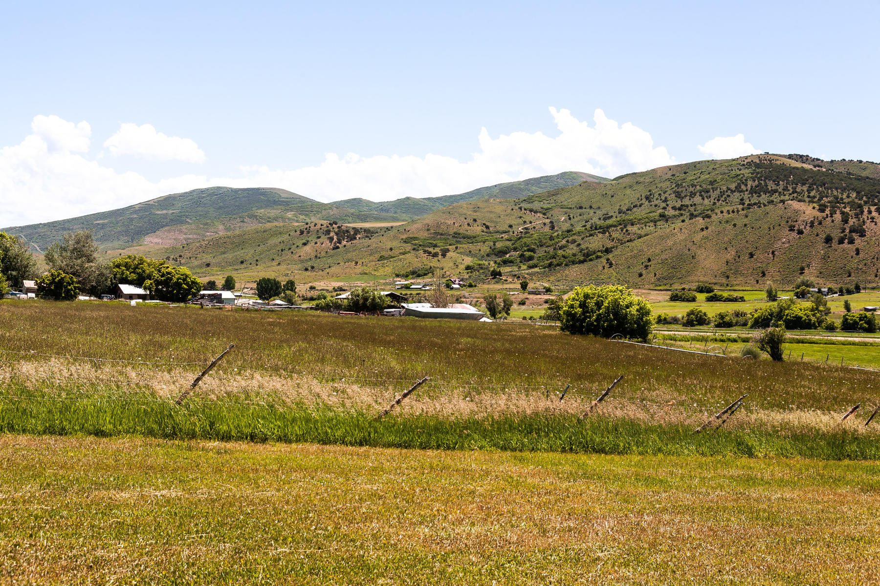 Land for Sale at 6.31 Acre Irrigated Buildable Lot Fronts Chalk Creek 618 E Chalk Creek Road, Coalville, Utah 84017 United States