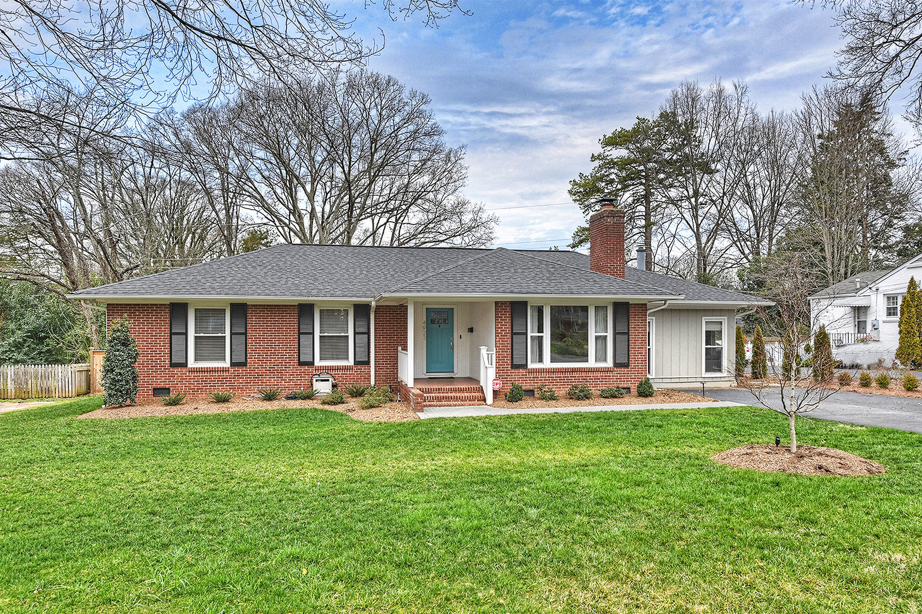 Single Family Homes for Sale at MADISON PARK 4923 Wedgewood Dr, Charlotte, North Carolina 28210 United States