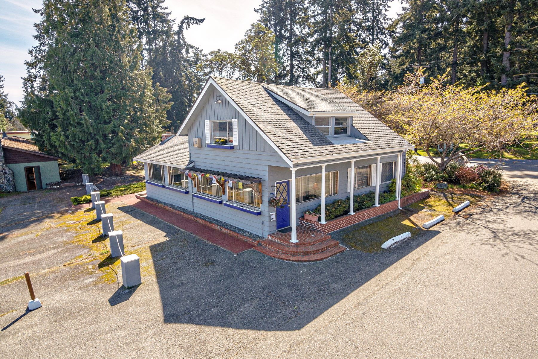 "Single Family Homes for Sale at Iconic Whidbey Island, ""Milby House"" 6415 S Central Ave Clinton, Washington 98236 United States"