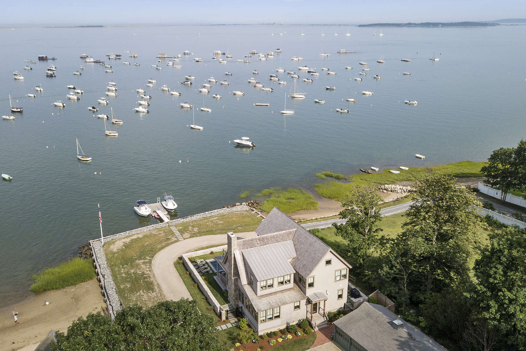 Single Family Home for Active at 46 Winsor Street Duxbury, Massachusetts 02332 United States
