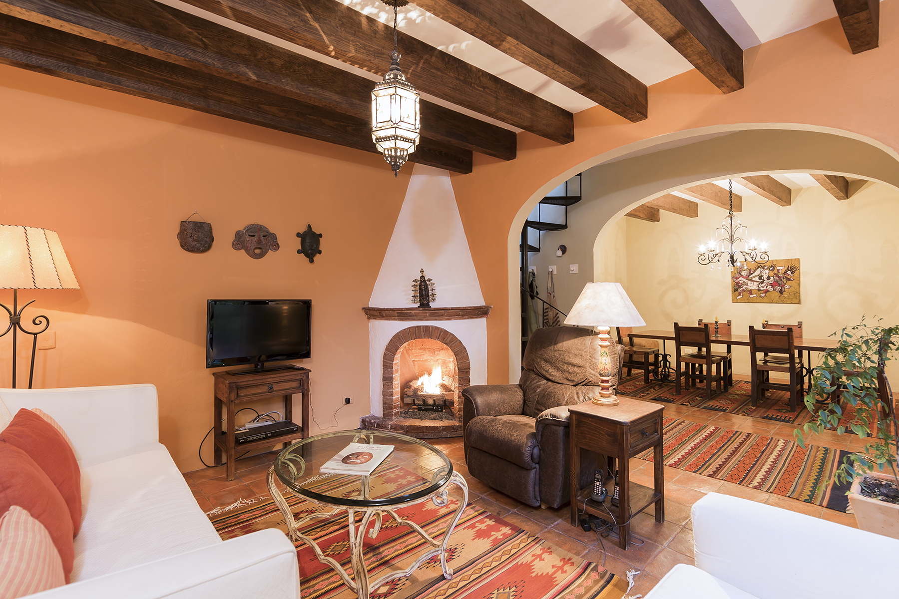 Single Family Home for Sale at CASA LORETO San Miguel De Allende, Guanajuato Mexico