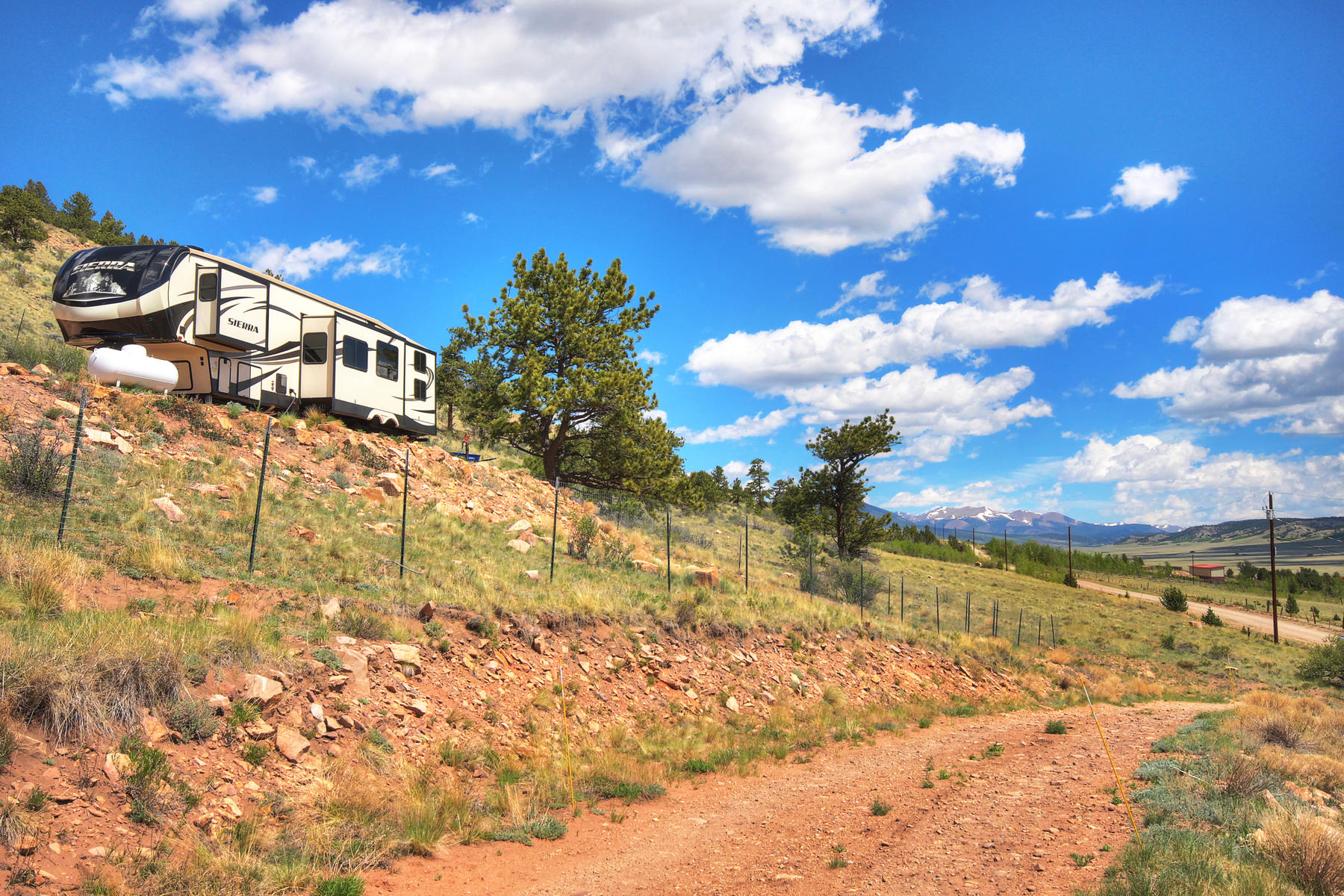 Additional photo for property listing at DeVoy Land 3415 Redhill Road Fairplay, Colorado 80440 United States