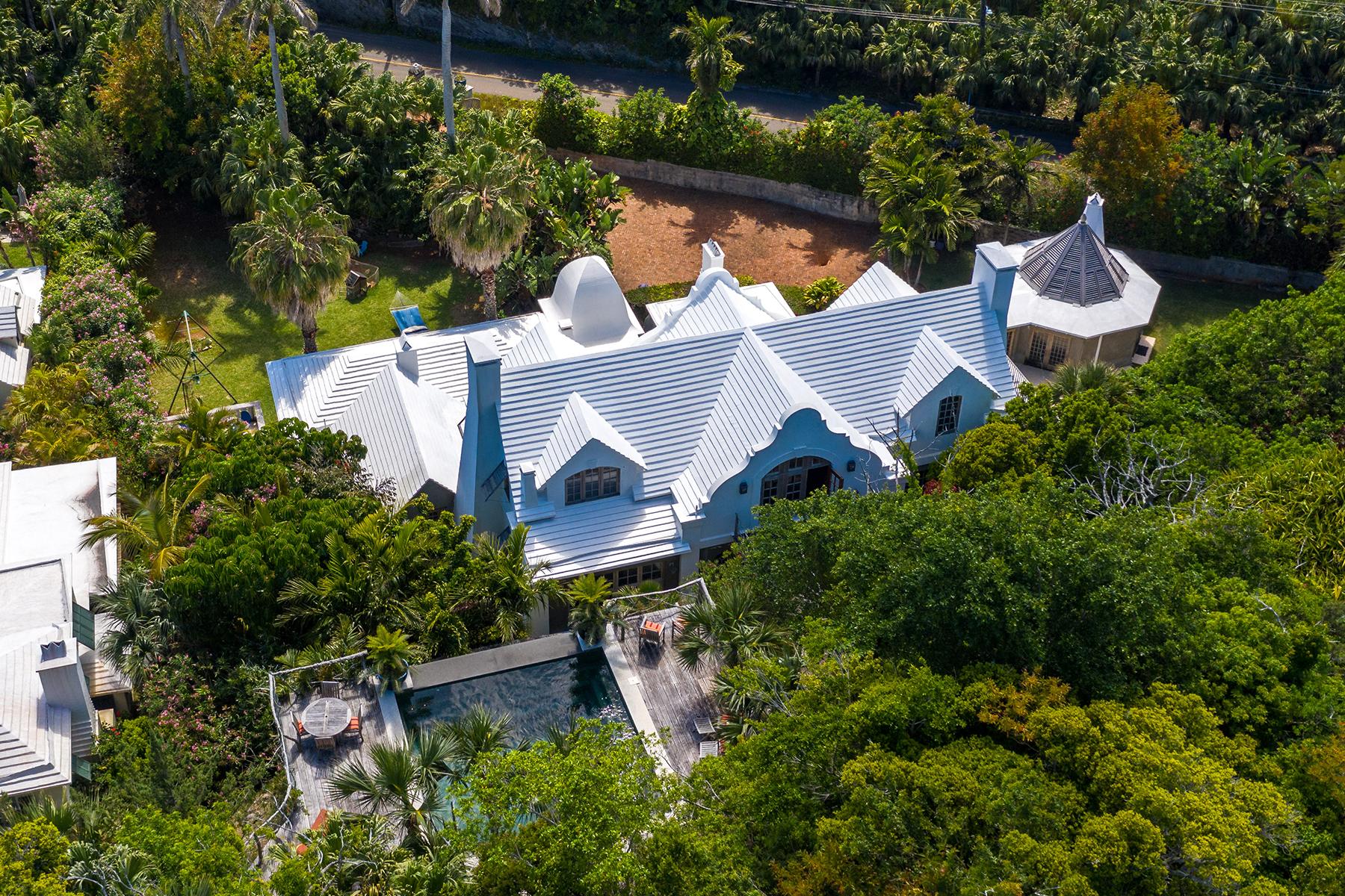 Single Family Homes for Sale at Leamington Caves Estate 46 Harrington Sound Road Hamilton Parish, Other Areas In Bermuda CR04 Bermuda