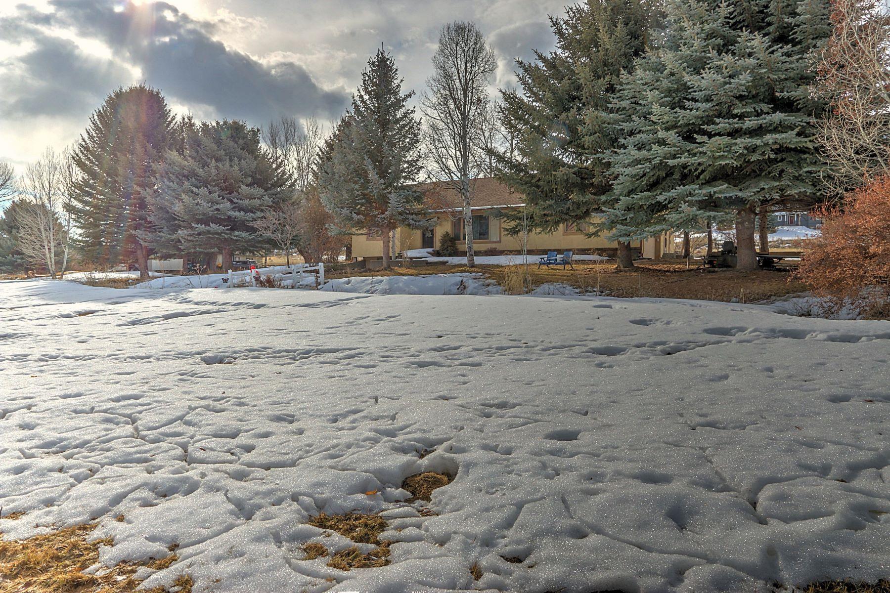 Single Family Homes のために 売買 アット WESTBANK RANCH, LOT 12 345 Westbank Road Glenwood Springs, コロラド 81601 アメリカ