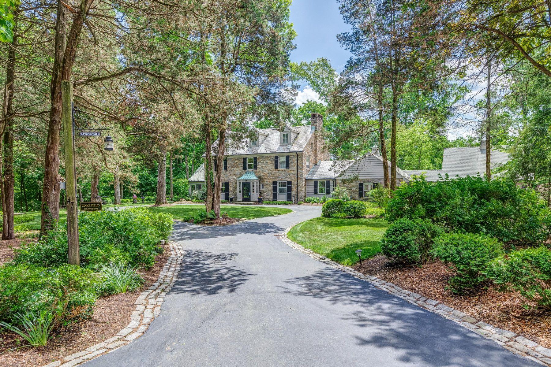 Nhà ở một gia đình vì Bán tại Lovely Colonial Home 47 Wakefield Lane, Piscataway, New Jersey 08854 Hoa Kỳ