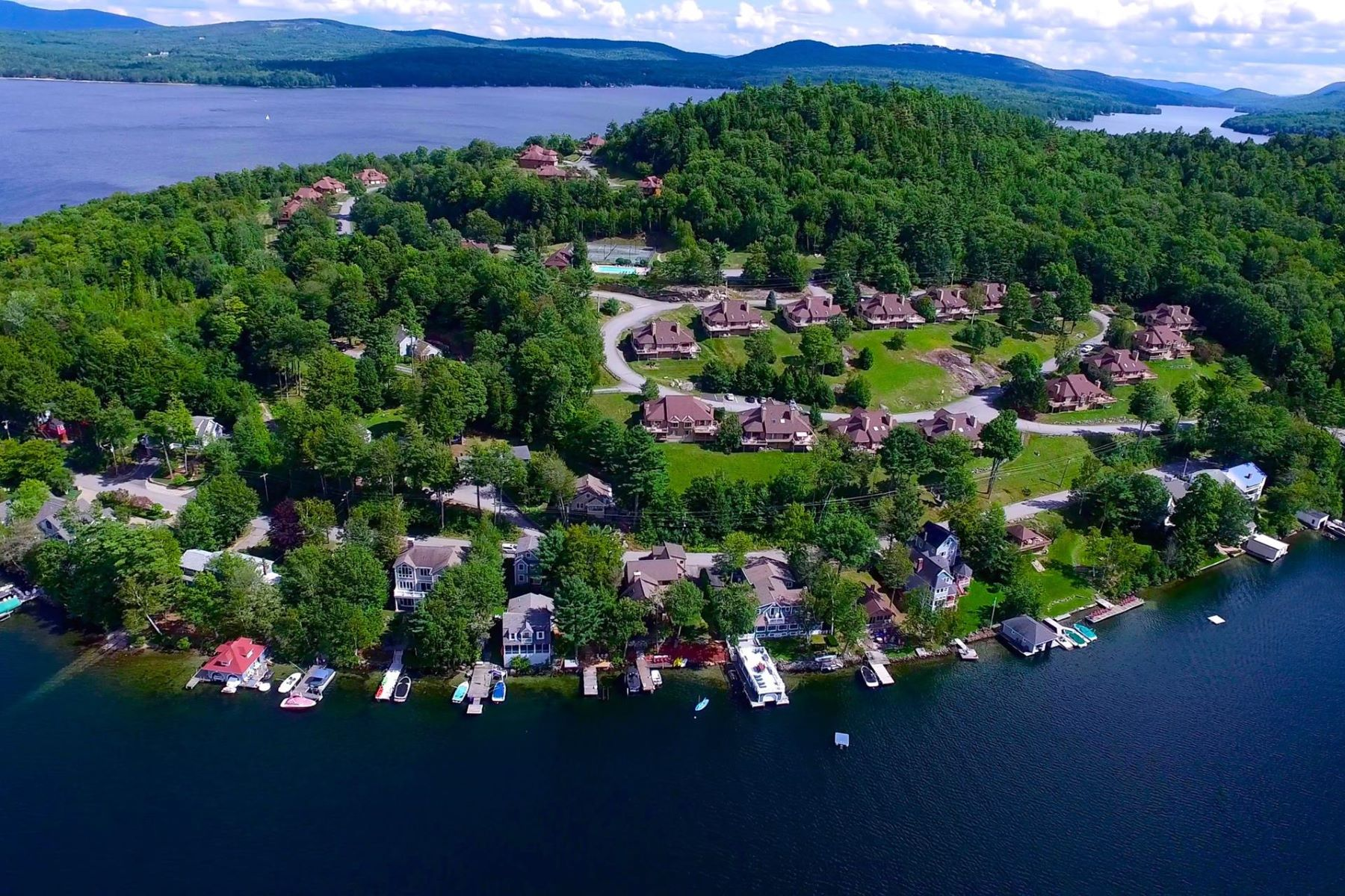 Condominium for Sale at Indian Cave - Lake Sunapee 9A Indian Cave Rd 9A Sunapee, New Hampshire 03782 United States