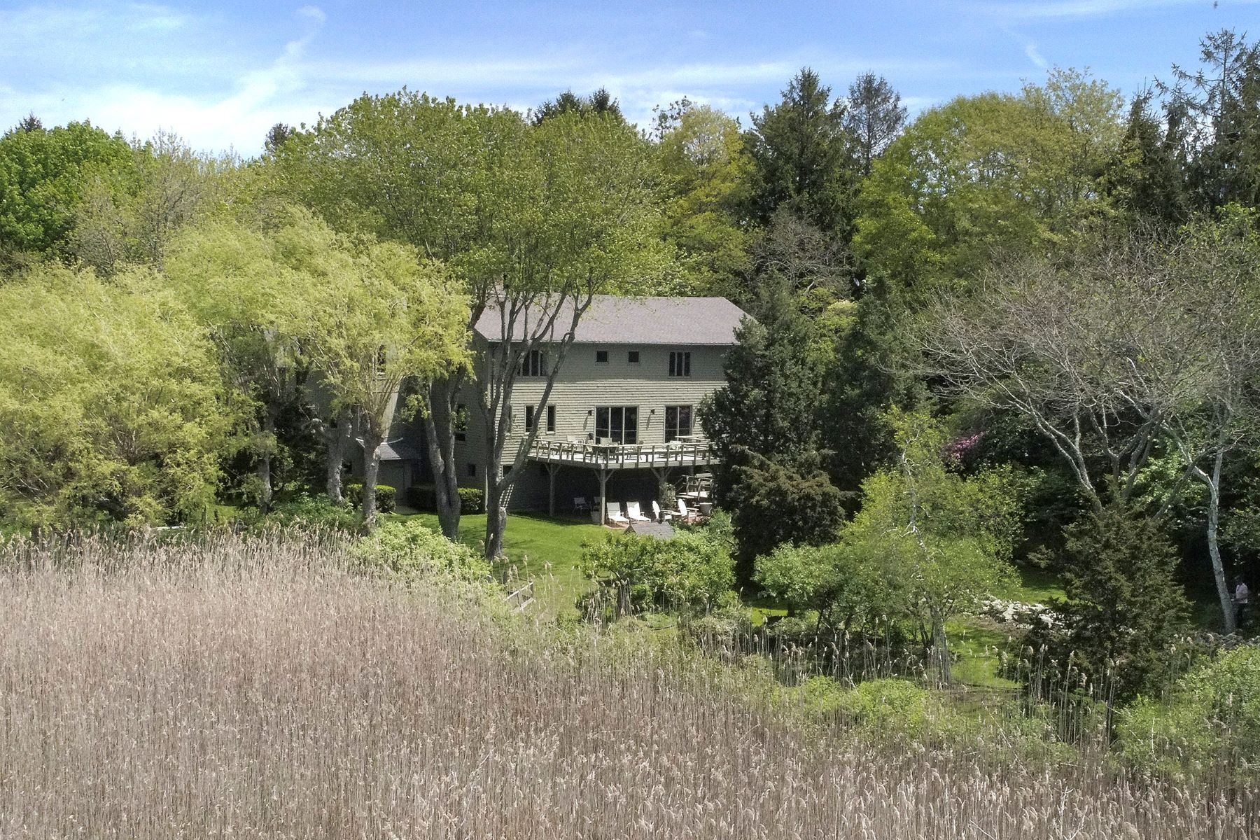 Additional photo for property listing at 'Green Pastures' 30 Hazard Road Newport, Rhode Island 02840 United States