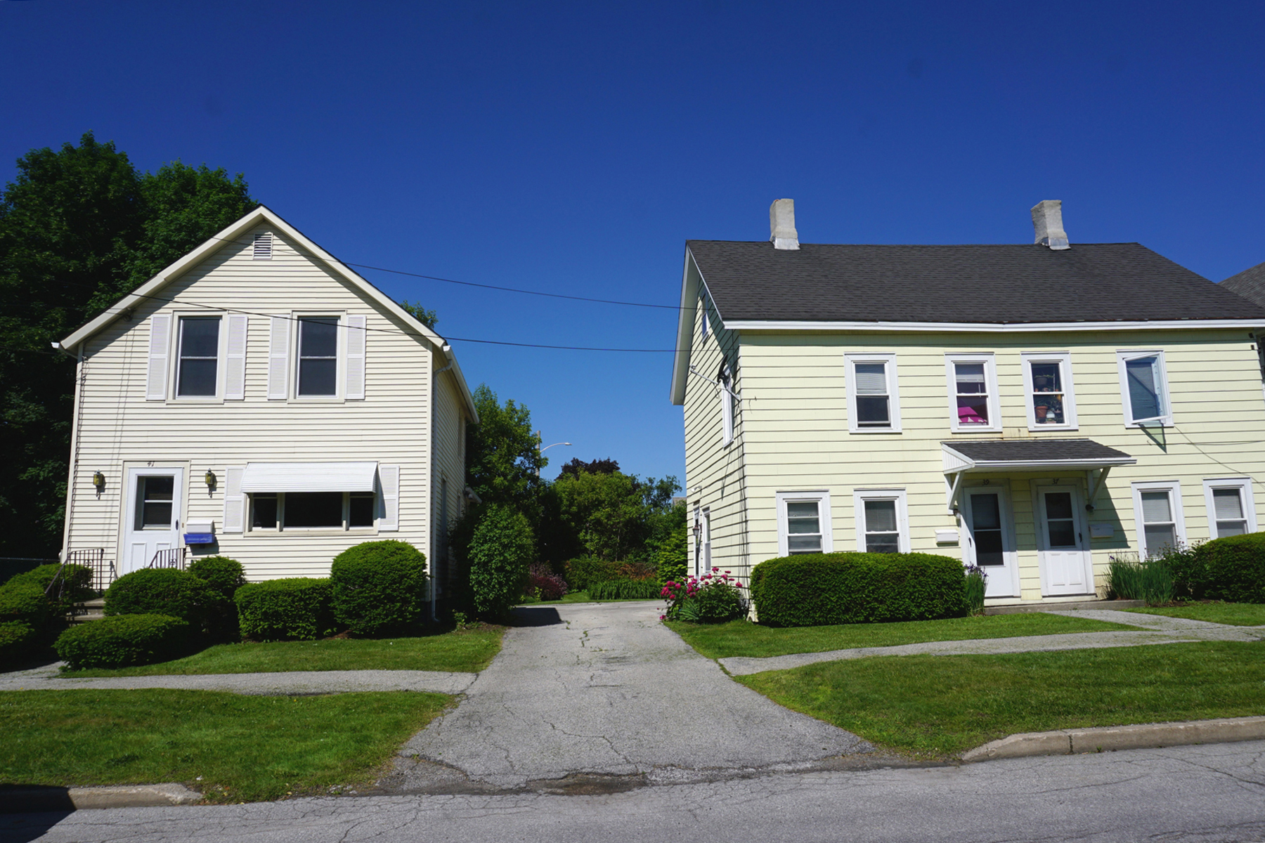 Multi-Family Homes for Sale at Live & Earn 37-41 East St Rutland, Vermont 05701 United States