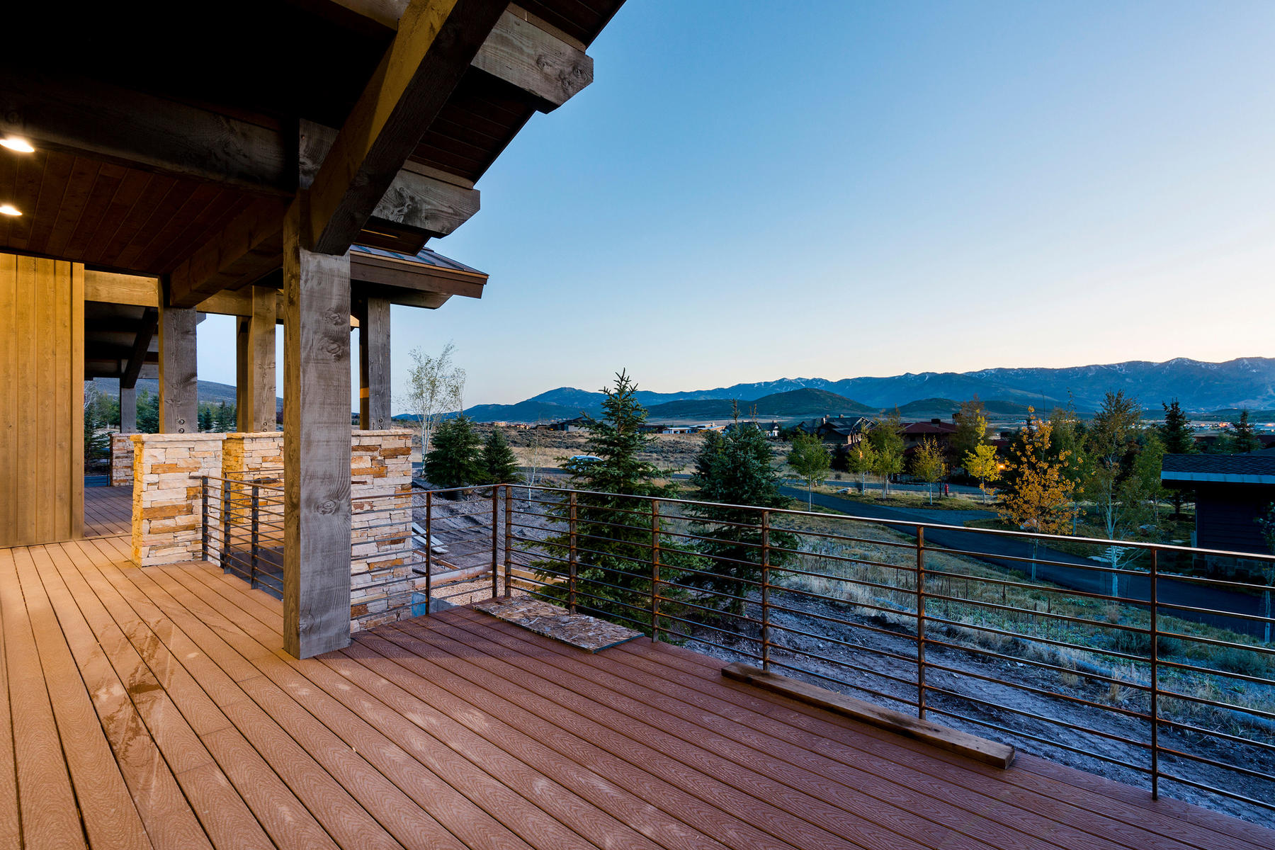 Single Family Home for Sale at Mountain Contemporary Perfection in Promontory! 1956 Saddlehorn Dr, Park City, Utah, 84098 United States