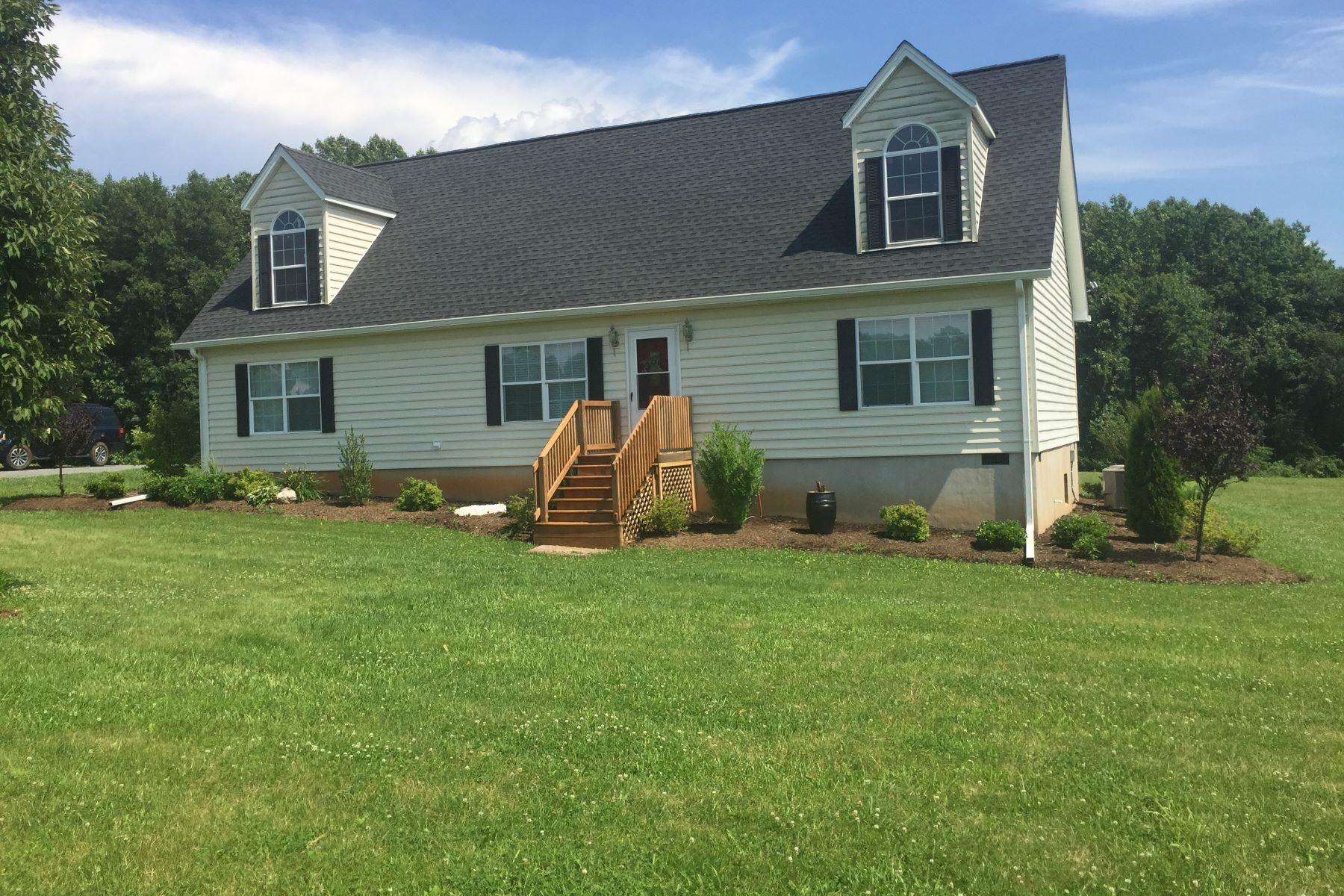 Farm / Ranch / Plantation for Sale at Rhoadesville, Virginia 22542 United States