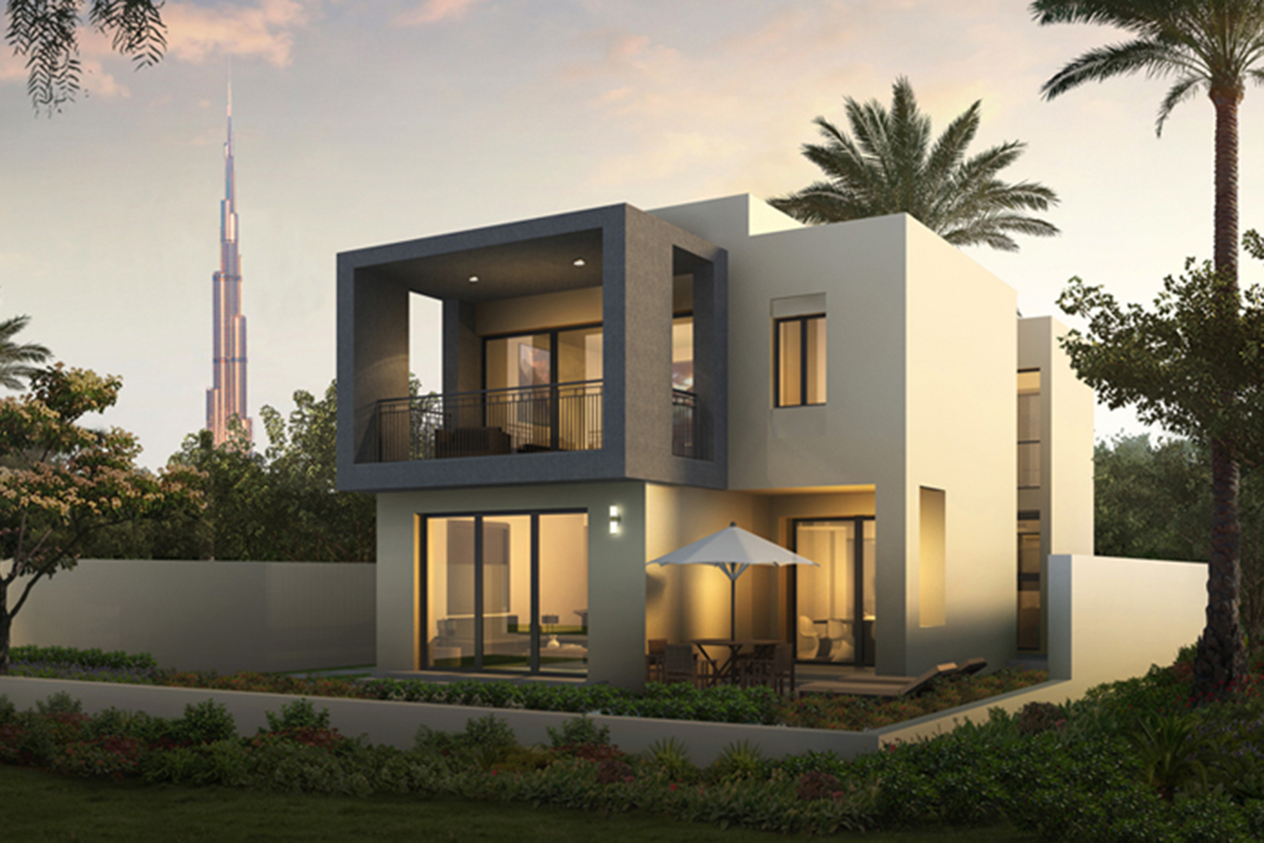 Single Family Home for Sale at Sidra 4 Bedroom Villa in Prime Location Dubai Hills Estate Sidra Villas, Dubai, 00000 United Arab Emirates