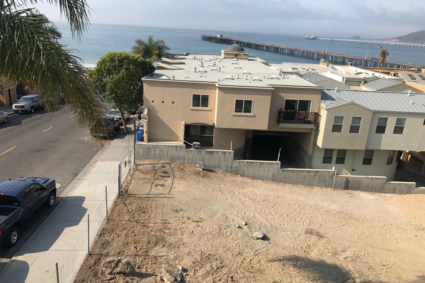 土地,用地 为 销售 在 Fantastic Development Opportunity 51 San Luis St. 阿维拉海滩, 加利福尼亚州 93424 美国