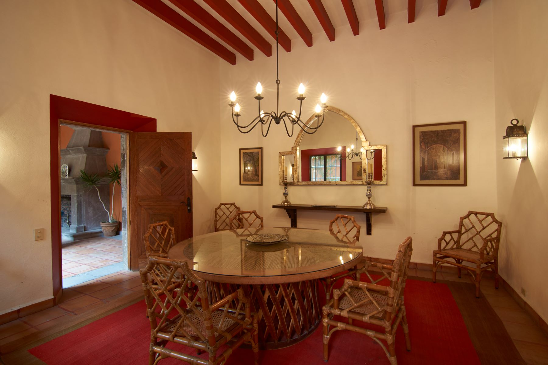 Additional photo for property listing at Casa Recreo  San Miguel De Allende, Guanajuato 37700 México