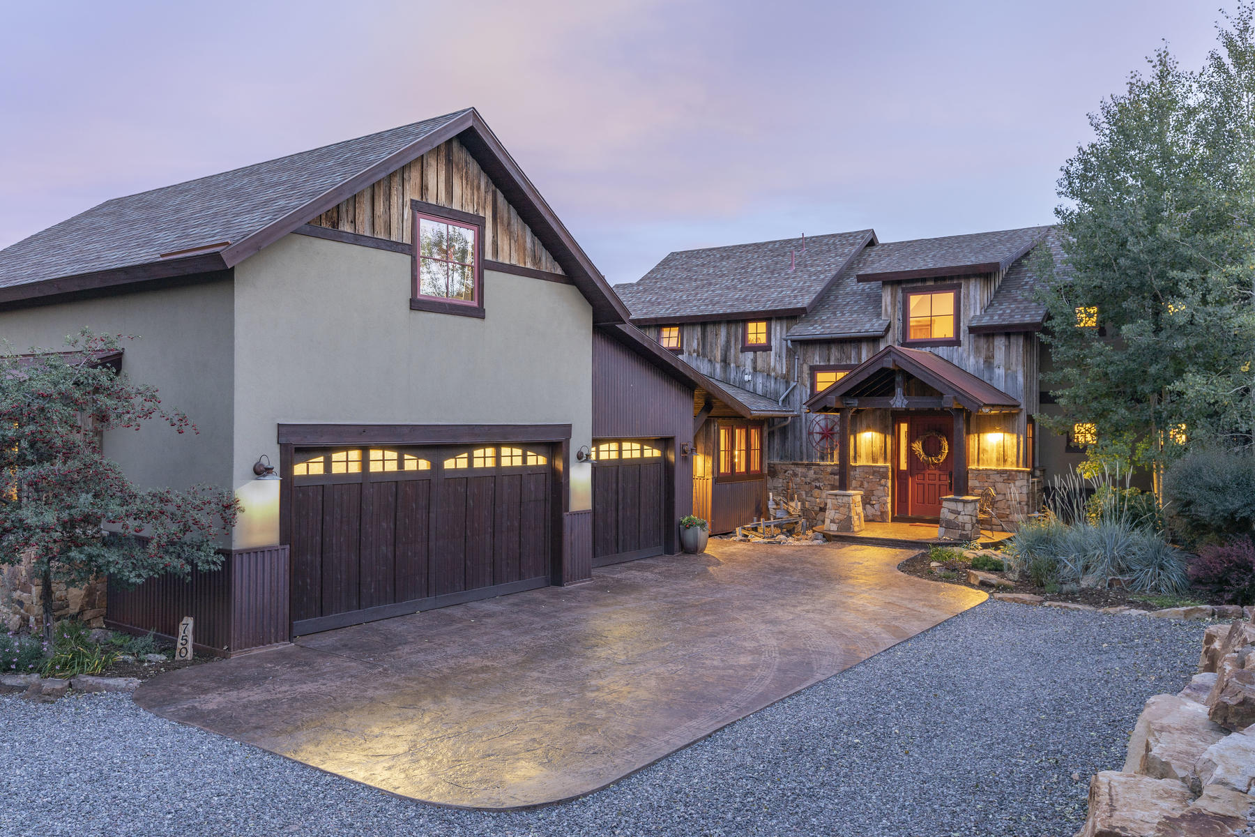 Single Family Homes for Active at 750 Chipeta Drive Ridgway, Colorado 81432 United States