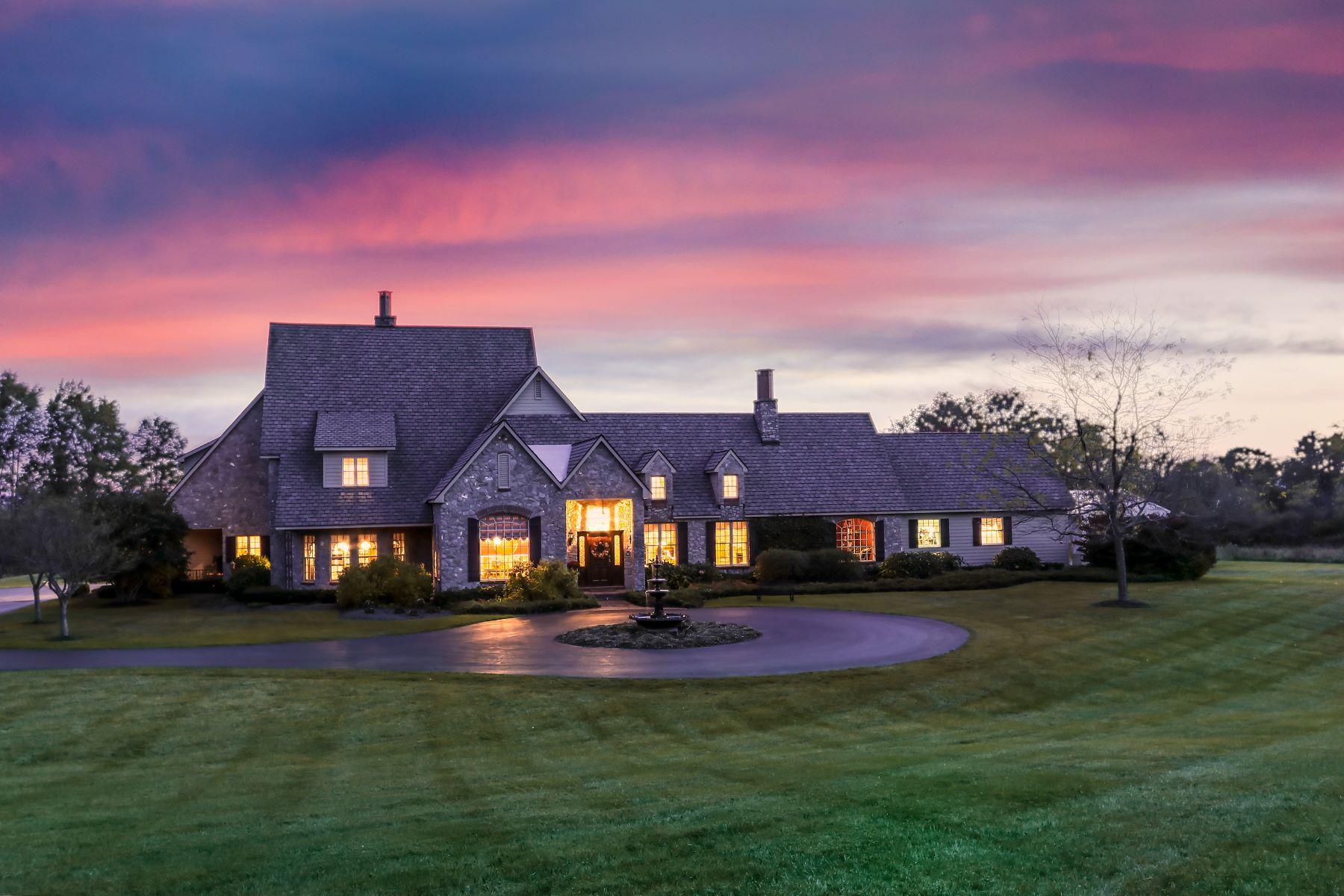 Single Family Homes för Försäljning vid Custom Home Near Sacandaga Lake 199 Hickory Ridge, amsterdam, New York 12010 Förenta staterna
