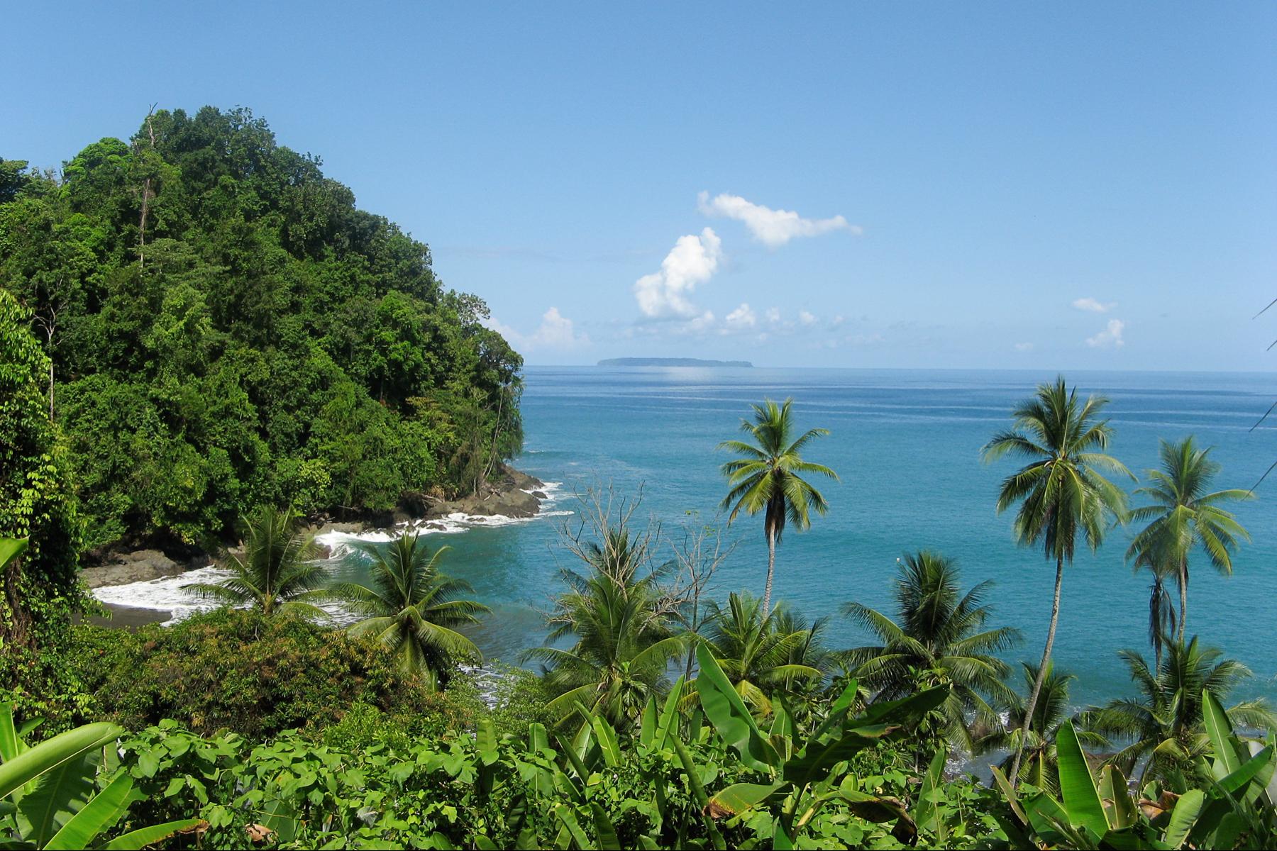 토지 용 매매 에 170 acre off-grid jungle paradise and field station on the beach Other Puntarenas, 푼타레나스 코스타리카
