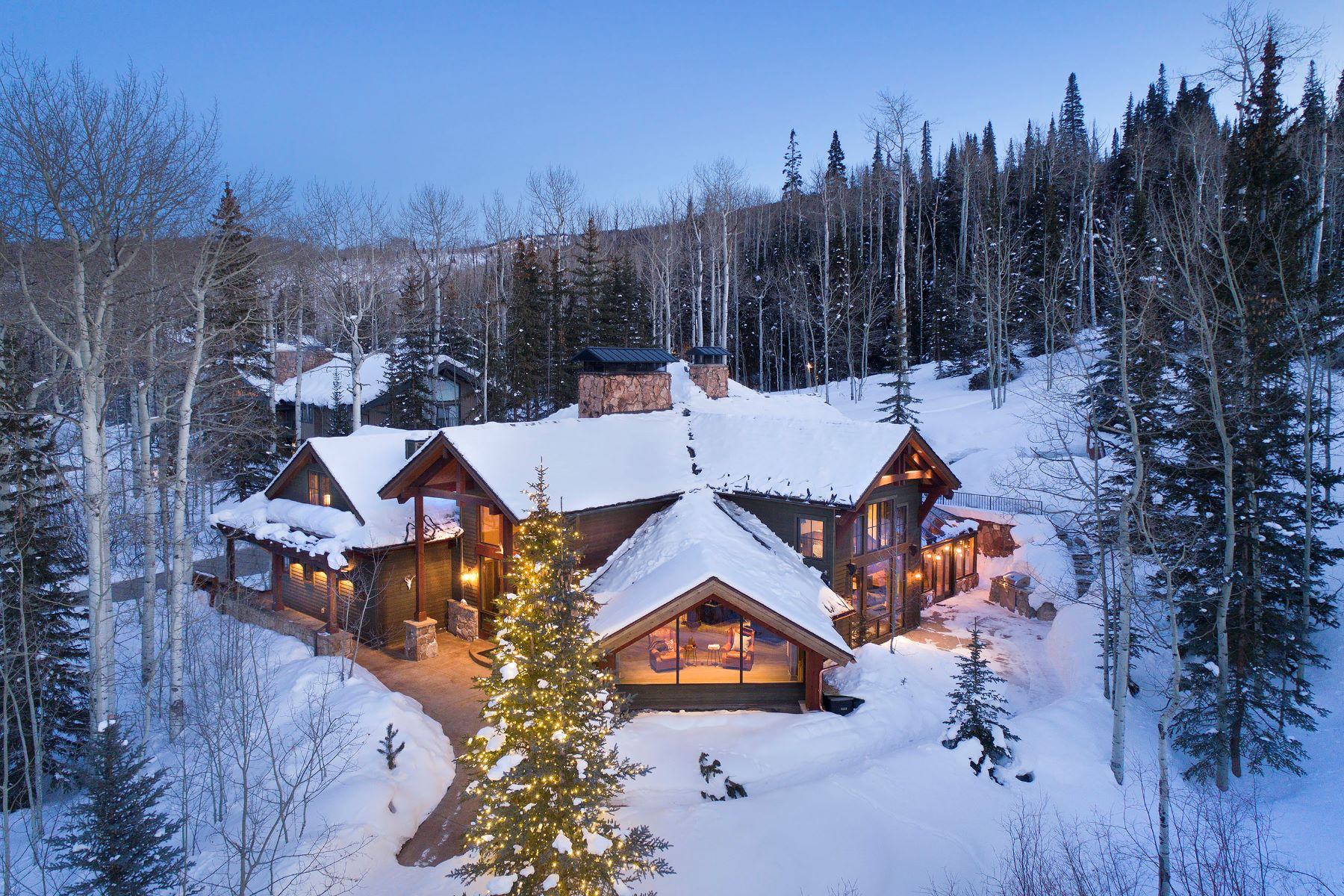 Single Family Homes pour l Vente à Snowmass Village, Colorado 81615 États-Unis