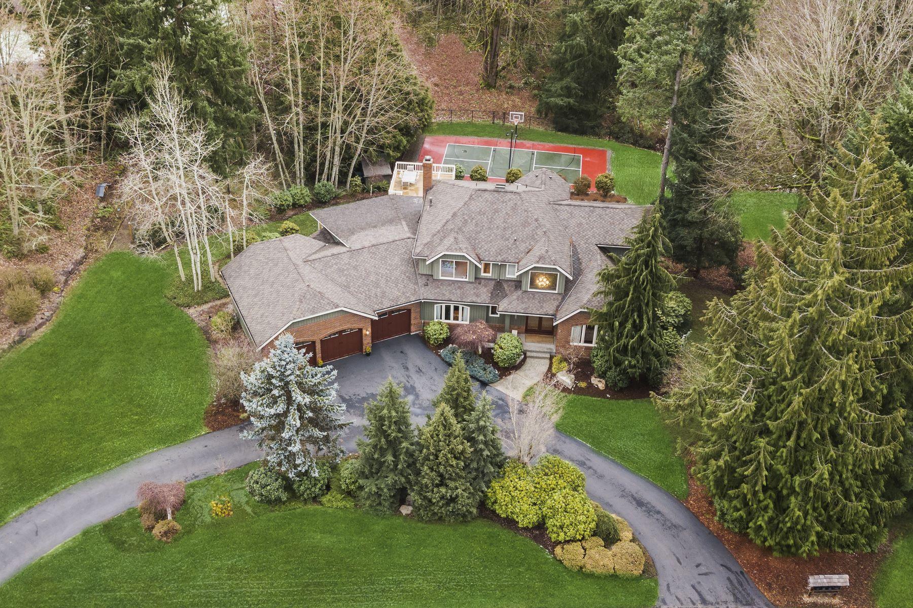 独户住宅 为 销售 在 1026 Lancaster Wy, Sammamish 瑟马米什, 华盛顿州, 98075 美国