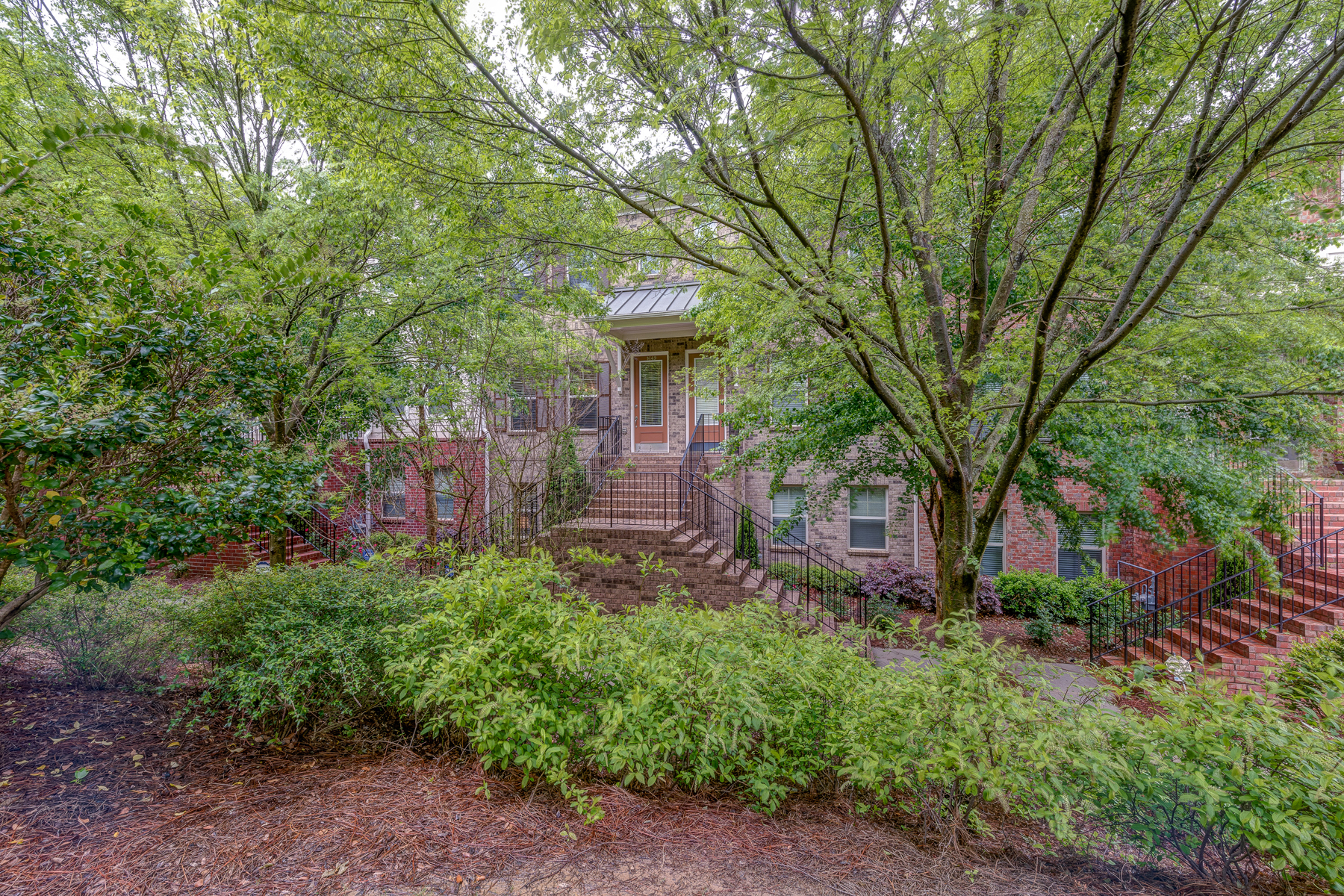 Townhouse for Sale at Tree Lined Entrance to a 3 Bed and 3.5 Bath Townhome in Gated Community 1649 Sabastian Point NE Atlanta, Georgia 30329 United States