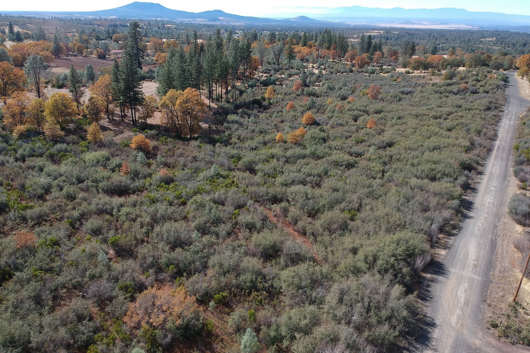 Land for Active at Private 9.49 Acres in Manton Battleview Drive Manton, California 96059 United States