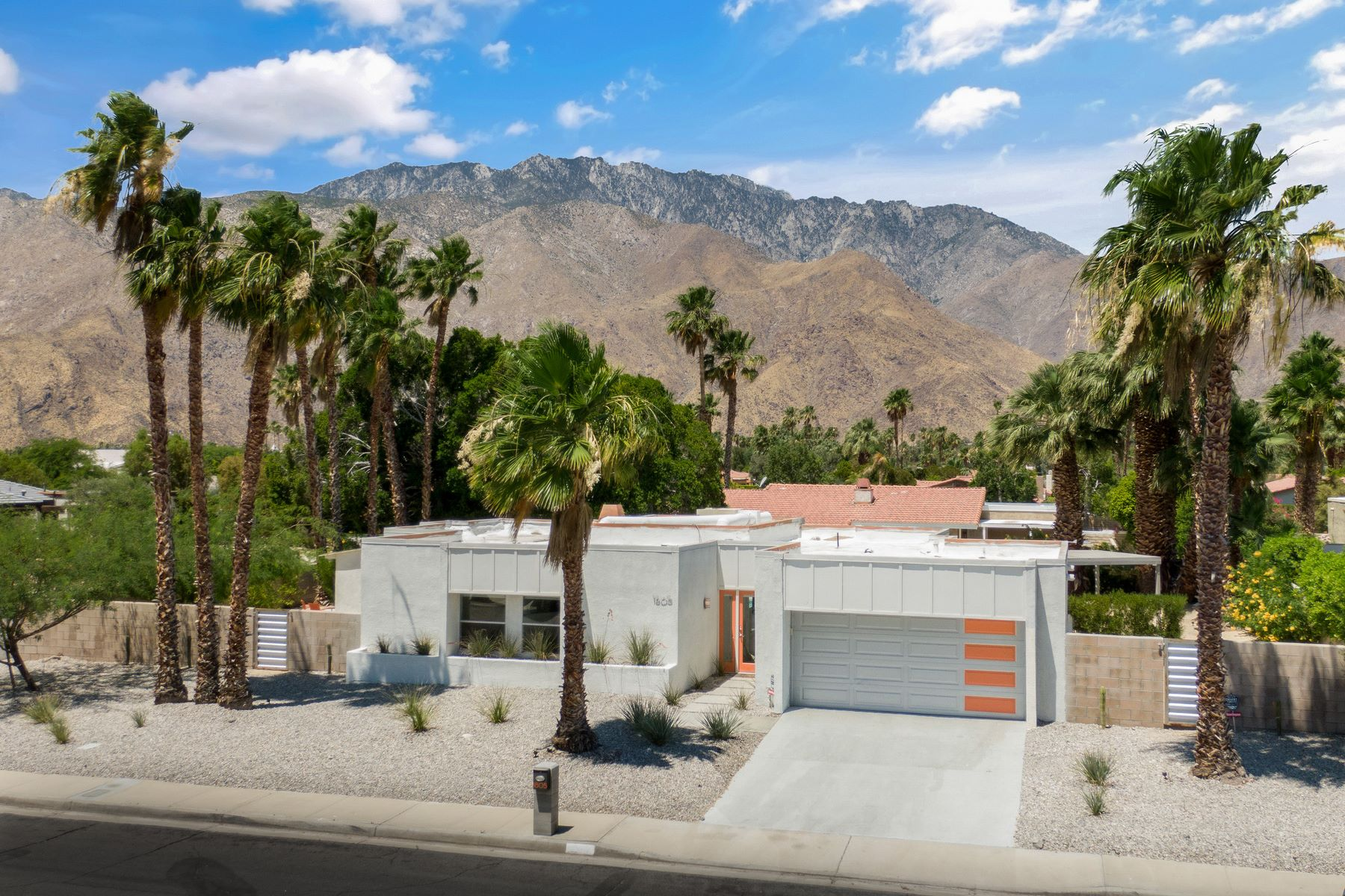Single Family Homes for Sale at 1805 North Nogales Way 1805 N Nogales Way Palm Springs, California 92262 United States