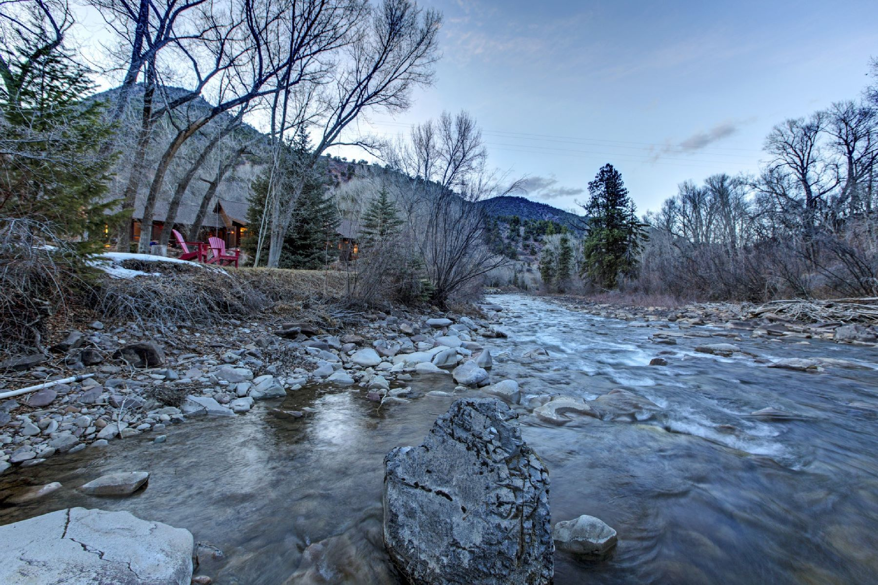 Single Family Home for Sale at Sanctuary on the Crystal River 11258 Highway 133, Carbondale, Colorado, 81623 United States