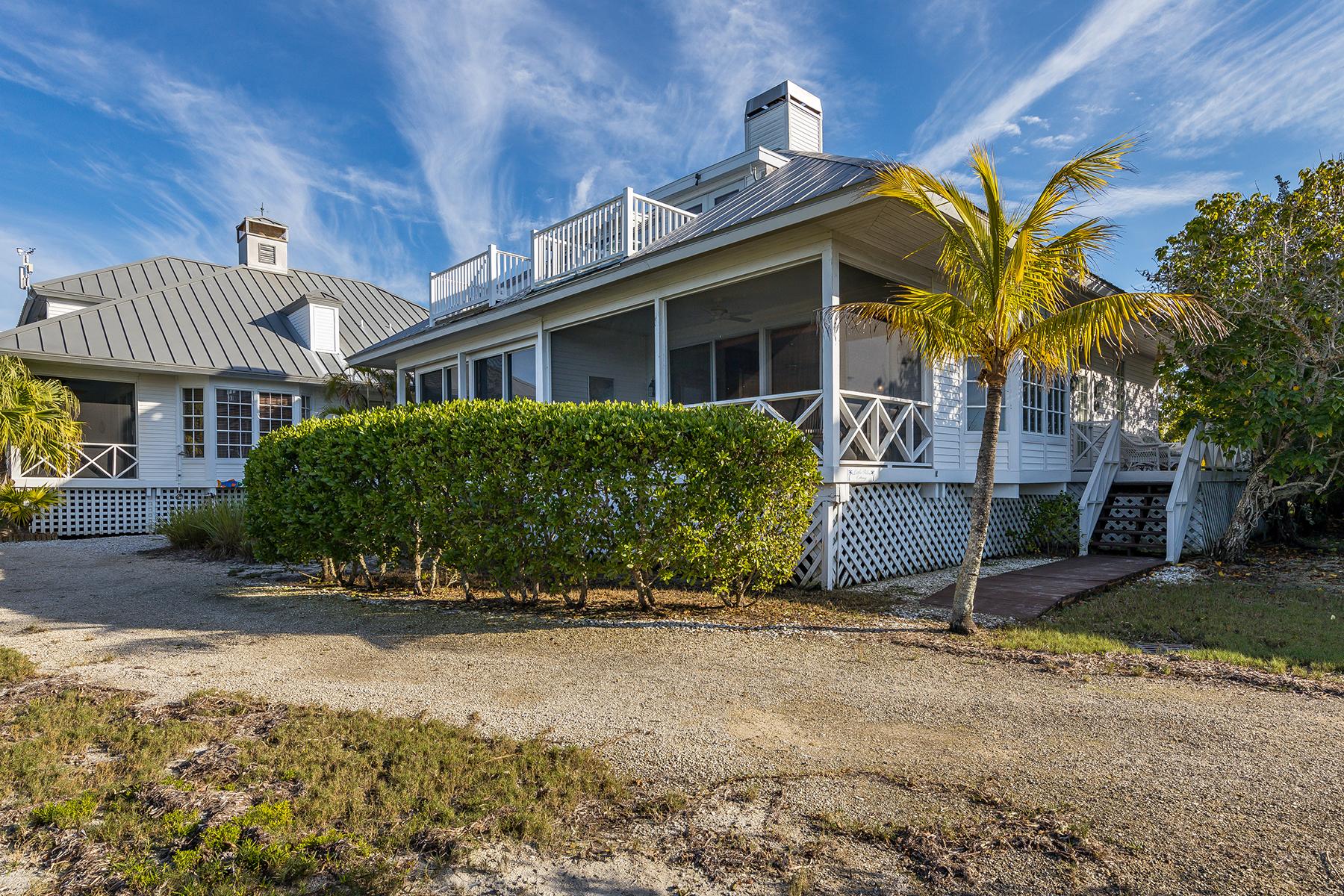 Single Family Homes için Satış at 520 Useppa Island, Useppa Island, Florida 33924 Amerika Birleşik Devletleri