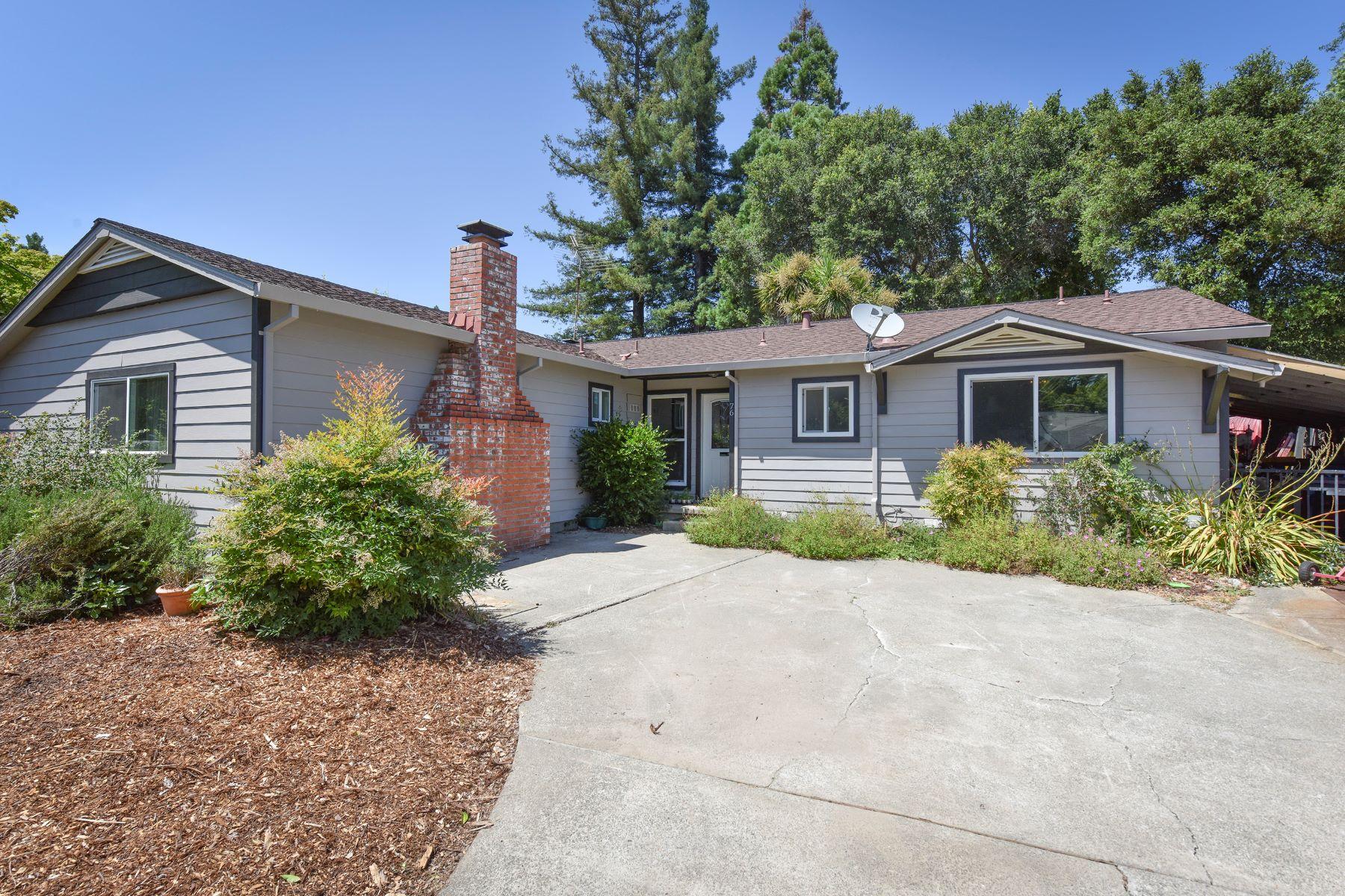 独户住宅 为 销售 在 An Inviting Home with Elegant Upgrades 76 Harvard Lane 纳帕, 加利福尼亚州, 94558 美国