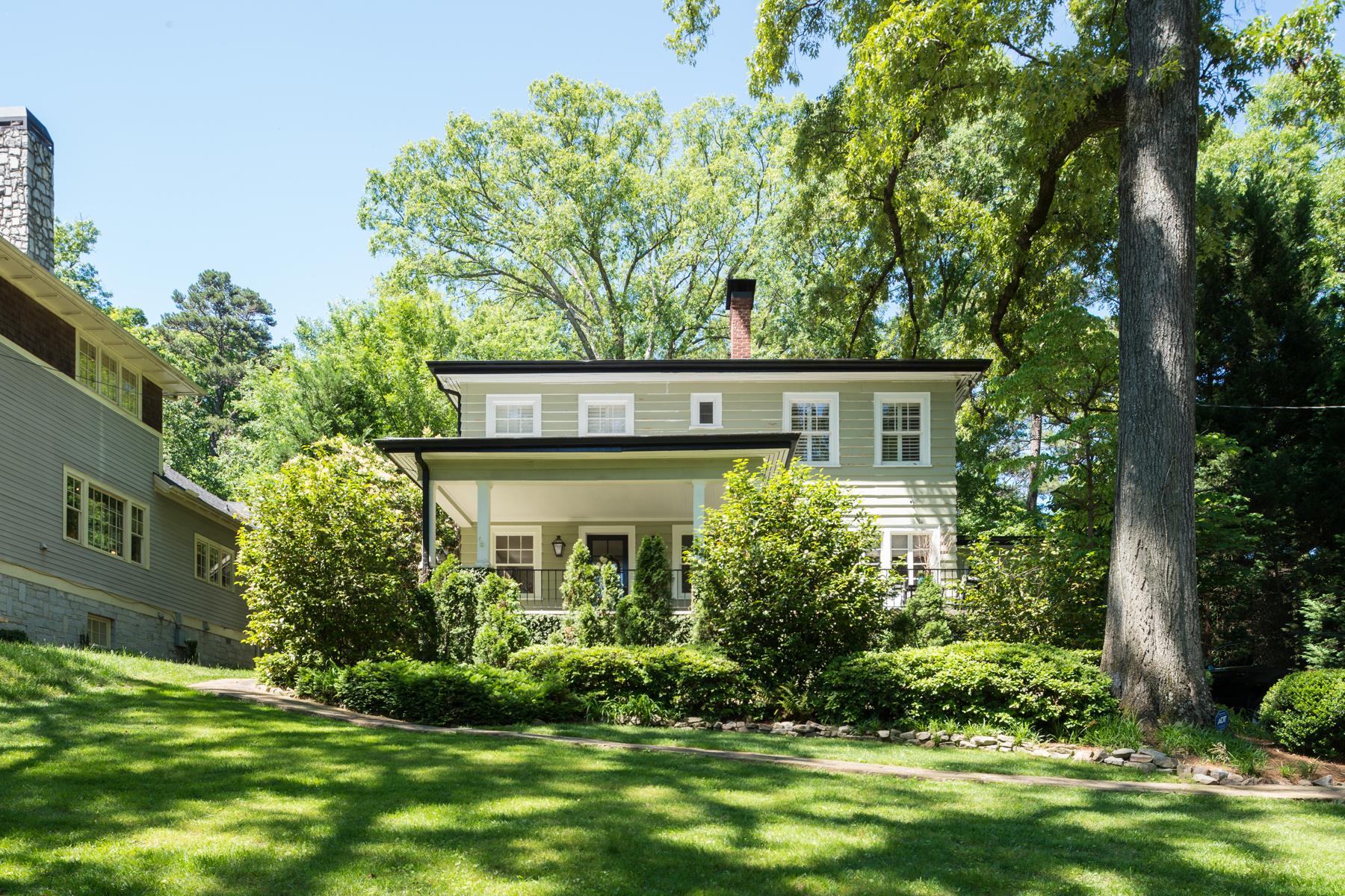 Einfamilienhaus für Verkauf beim Stately 1920's Collier Hills Home 503 Collier Road NW Collier Hills, Atlanta, Georgia, 30318 Vereinigte Staaten