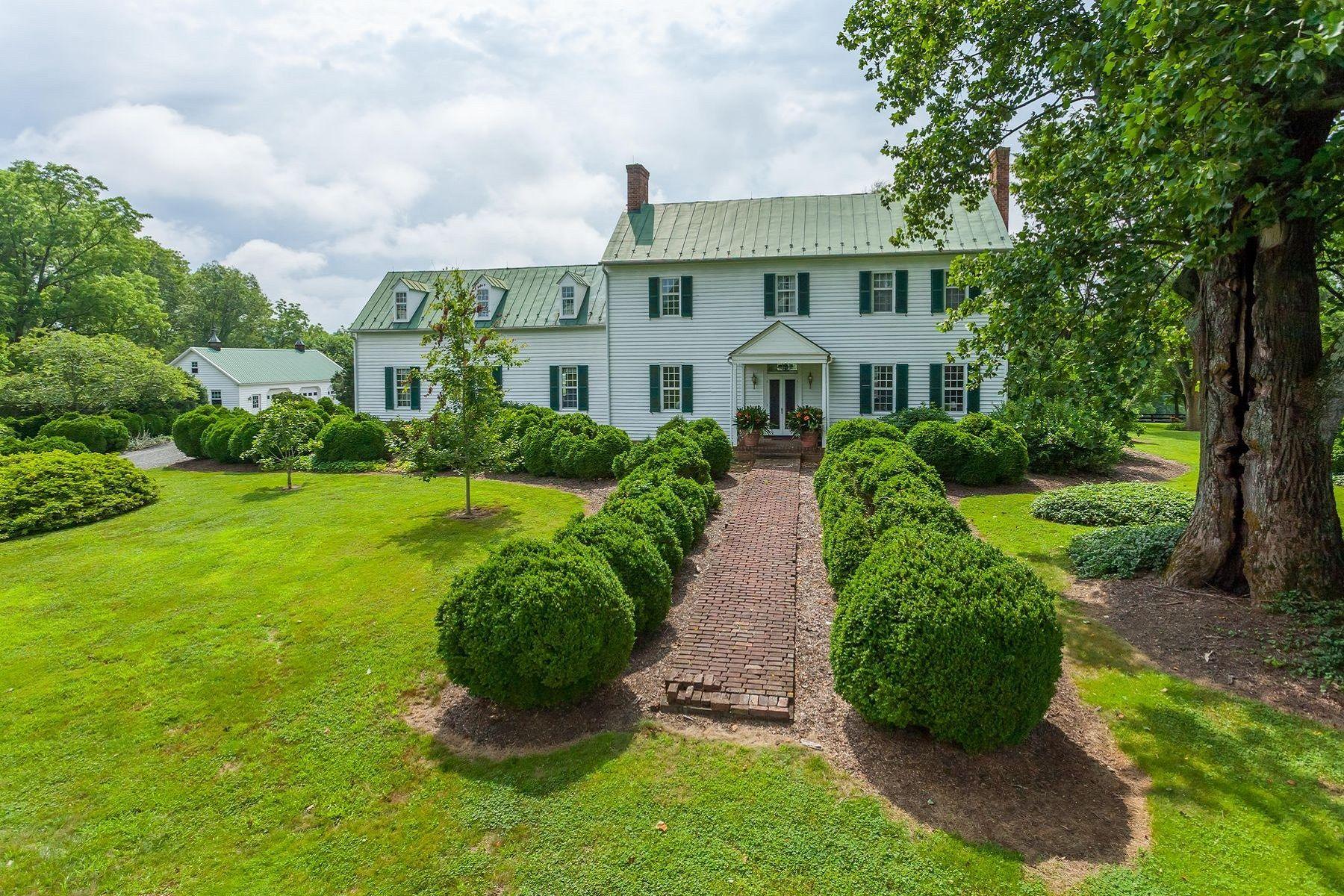 Einfamilienhaus für Verkauf beim CLIFTON 0 Cox Ln Gordonsville, Virginia 22942 Vereinigte Staaten