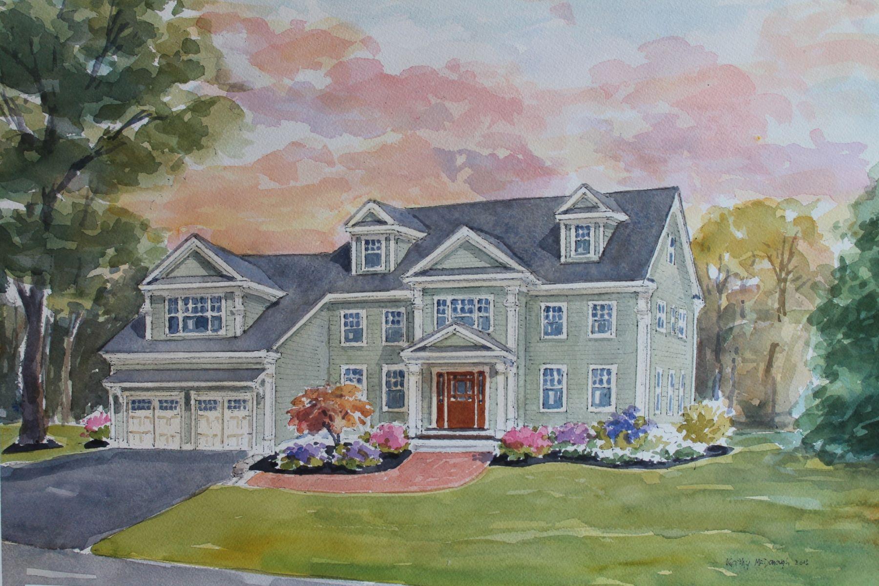 Vivienda unifamiliar por un Venta en New Construction 22 Deering Avenue Lexington, Massachusetts, 02421 Estados Unidos