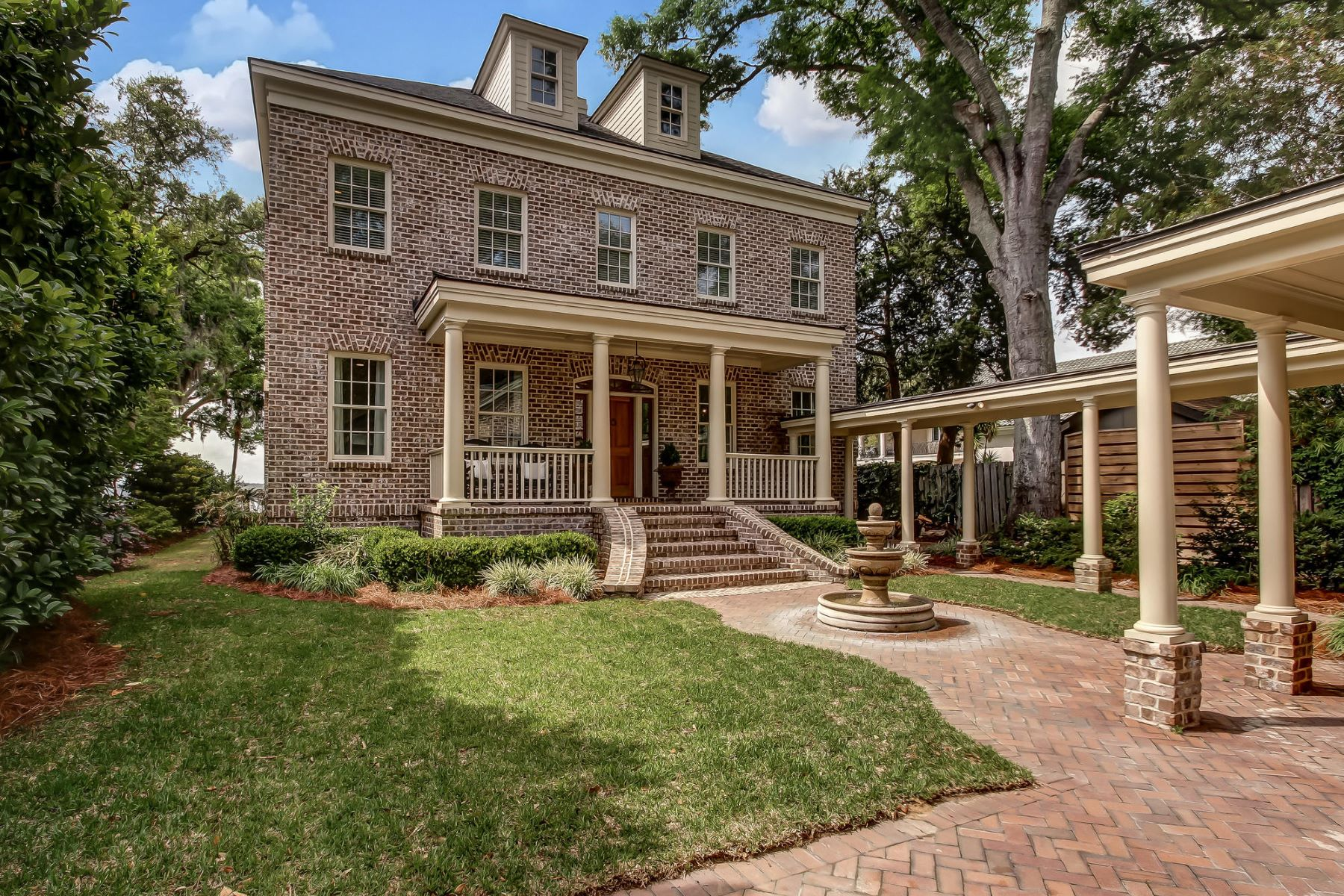 Single Family Homes للـ Sale في Savannah, Georgia 31410 United States