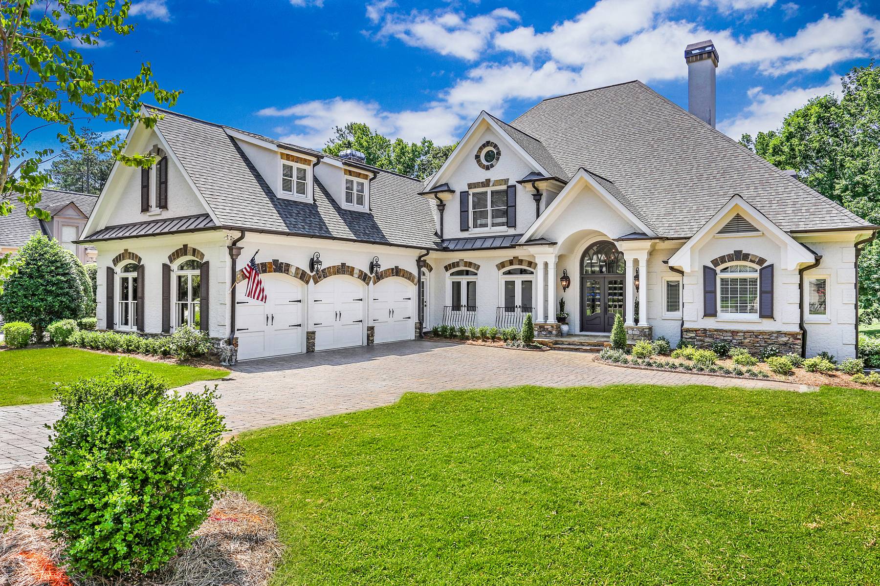 Single Family Homes for Sale at Exceptional Country Club of the South Golf Home 2120 Northwick Pass Way Johns Creek, Georgia 30022 United States