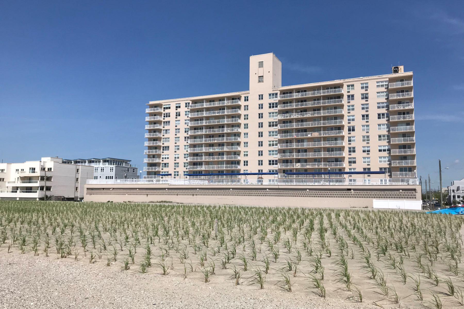 Кондоминиум для того Продажа на Margate Towers Condominium 9400 Atlantic Avenue Unit 202, Margate City, Нью-Джерси 08402 Соединенные Штаты