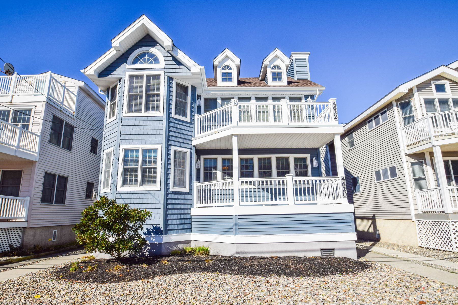 Condominium for Sale at Incredible Southend Location 4620 Central Avenue, Ocean City, New Jersey 08226 United States