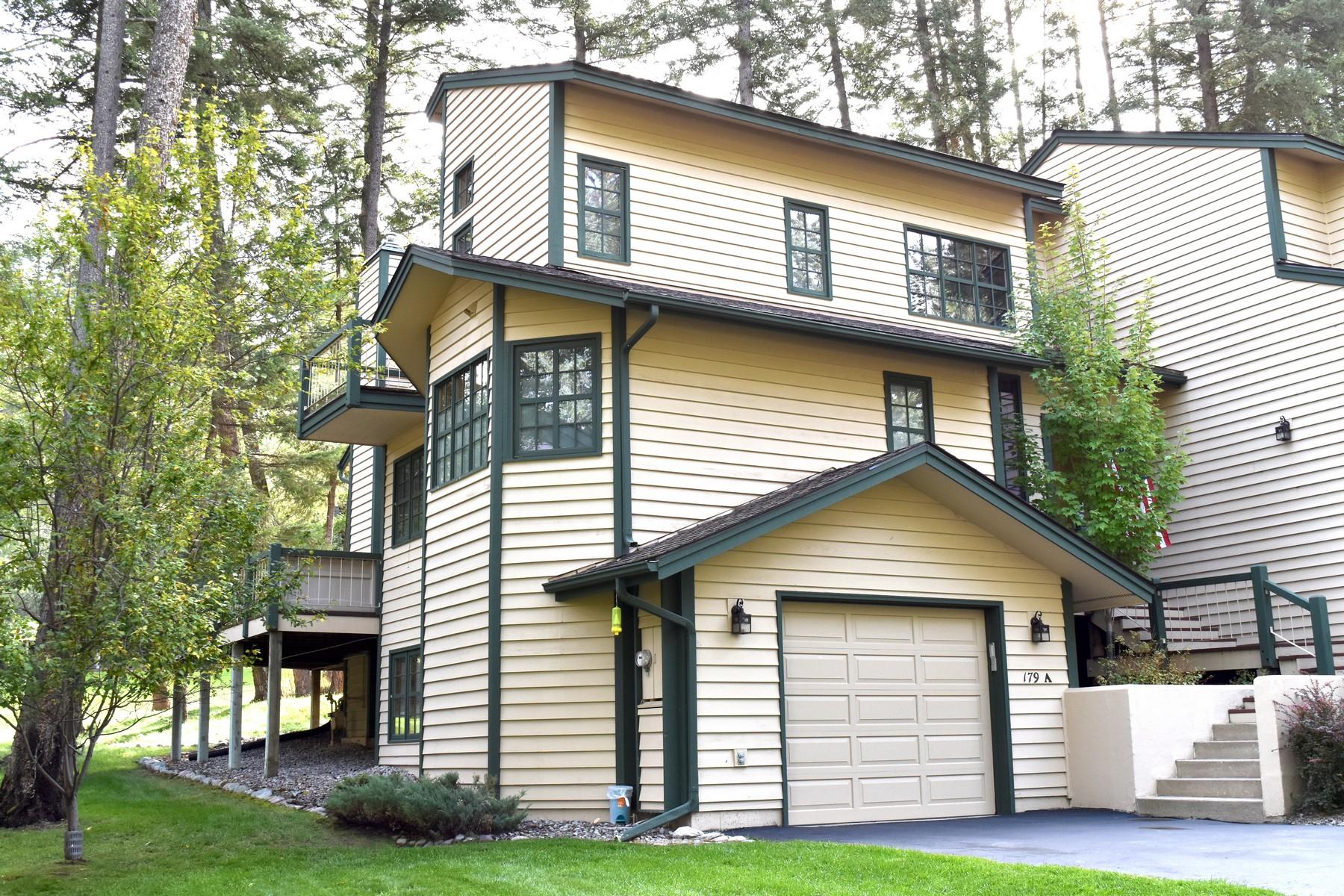 Townhouse for Sale at 179 A Eagle Bend Dr , Bigfork, MT 59911 179 A Eagle Bend Dr Bigfork, Montana 59911 United States