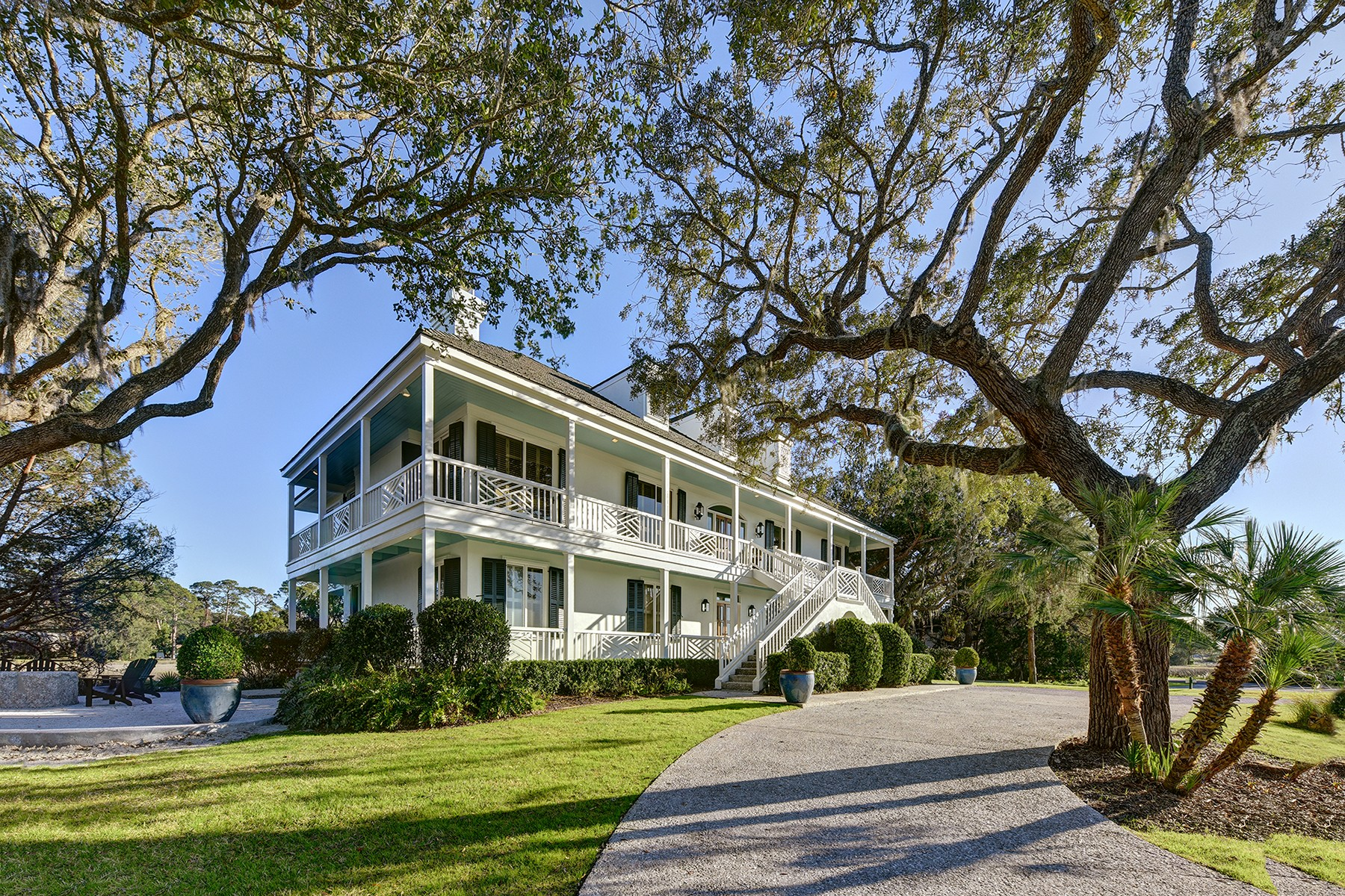 Single Family Home for Active at Cottage 382 382 West Thirteenth Street Cottage 395 Sea Island, Georgia 31522 United States