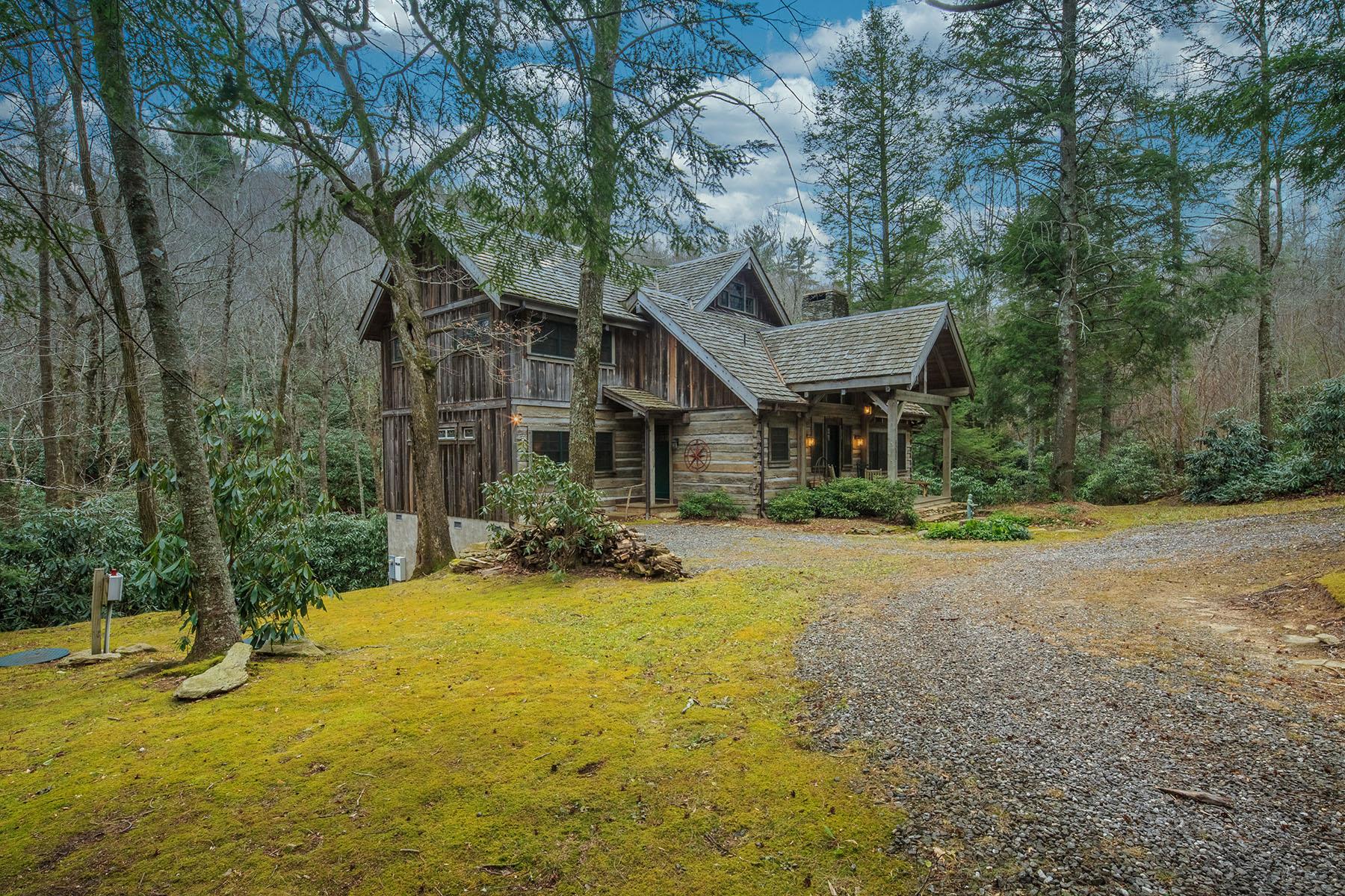 Single Family Homes for Sale at JONAS RIDGE - UPPER CREEK ACRES 6095 Carolyn Ct Newland, North Carolina 28657 United States