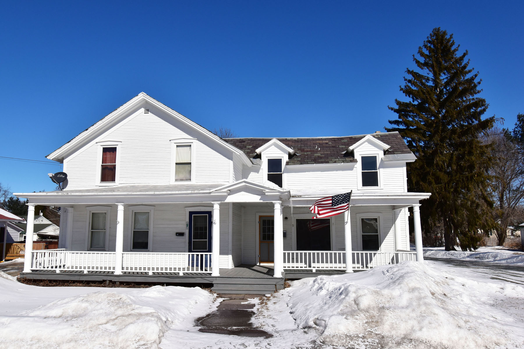 multi-family homes for Sale at Fair Haven - Multifamily 9 Second St Fair Haven, Vermont 05743 United States