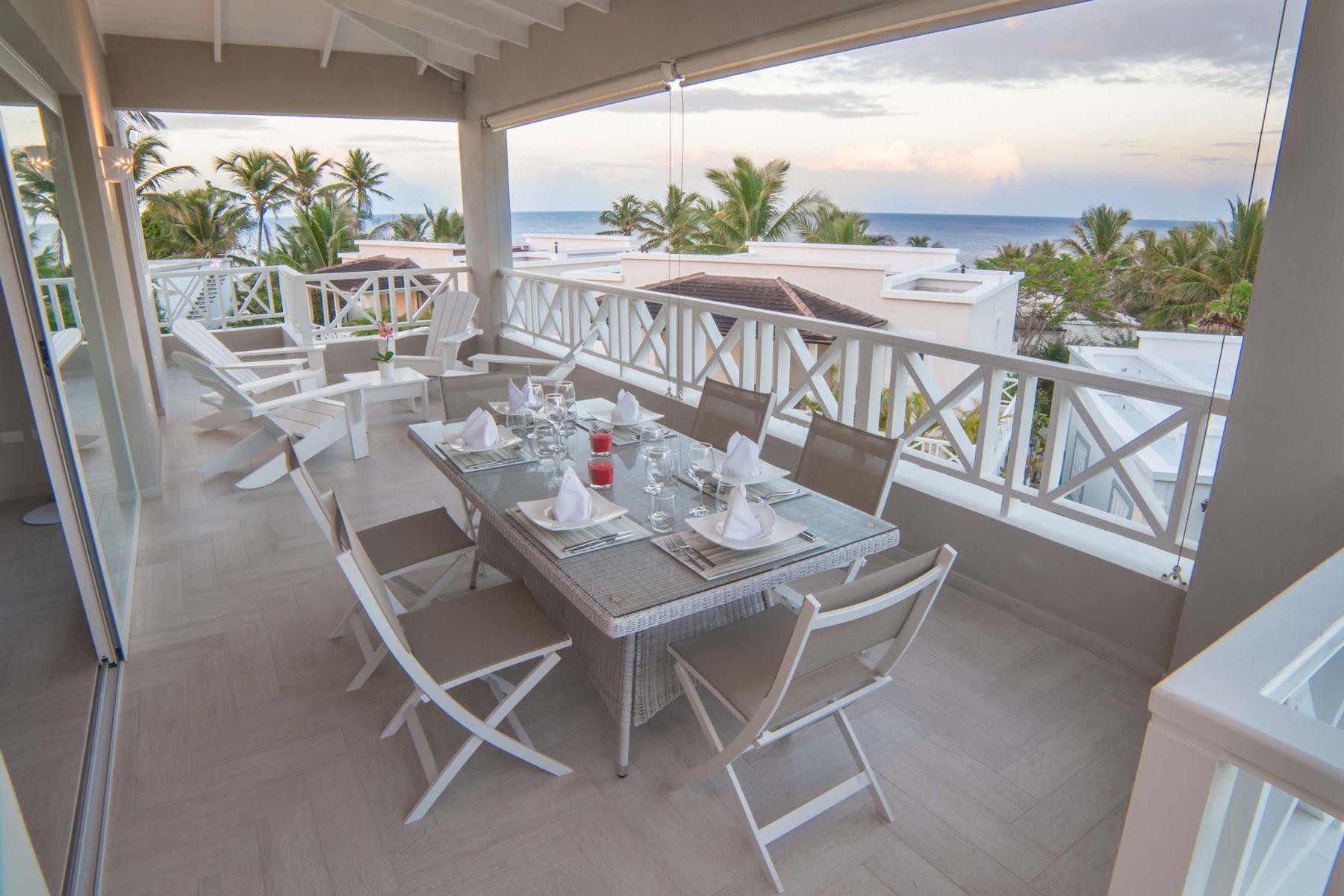 共管式独立产权公寓 为 销售 在 3-Bedroom Penthouse with Ocean View Dominicus, 罗马纳, 多米尼加共和国