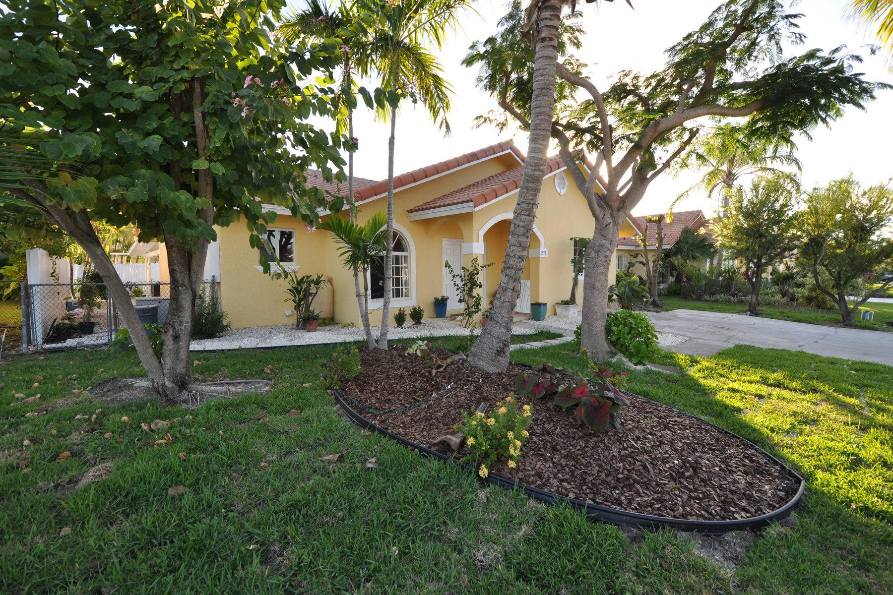 Частный односемейный дом для того Продажа на Treasure Cove #271 Treasure Cove, Yamacraw, Нью-Провиденс/Нассау Багамские Острова