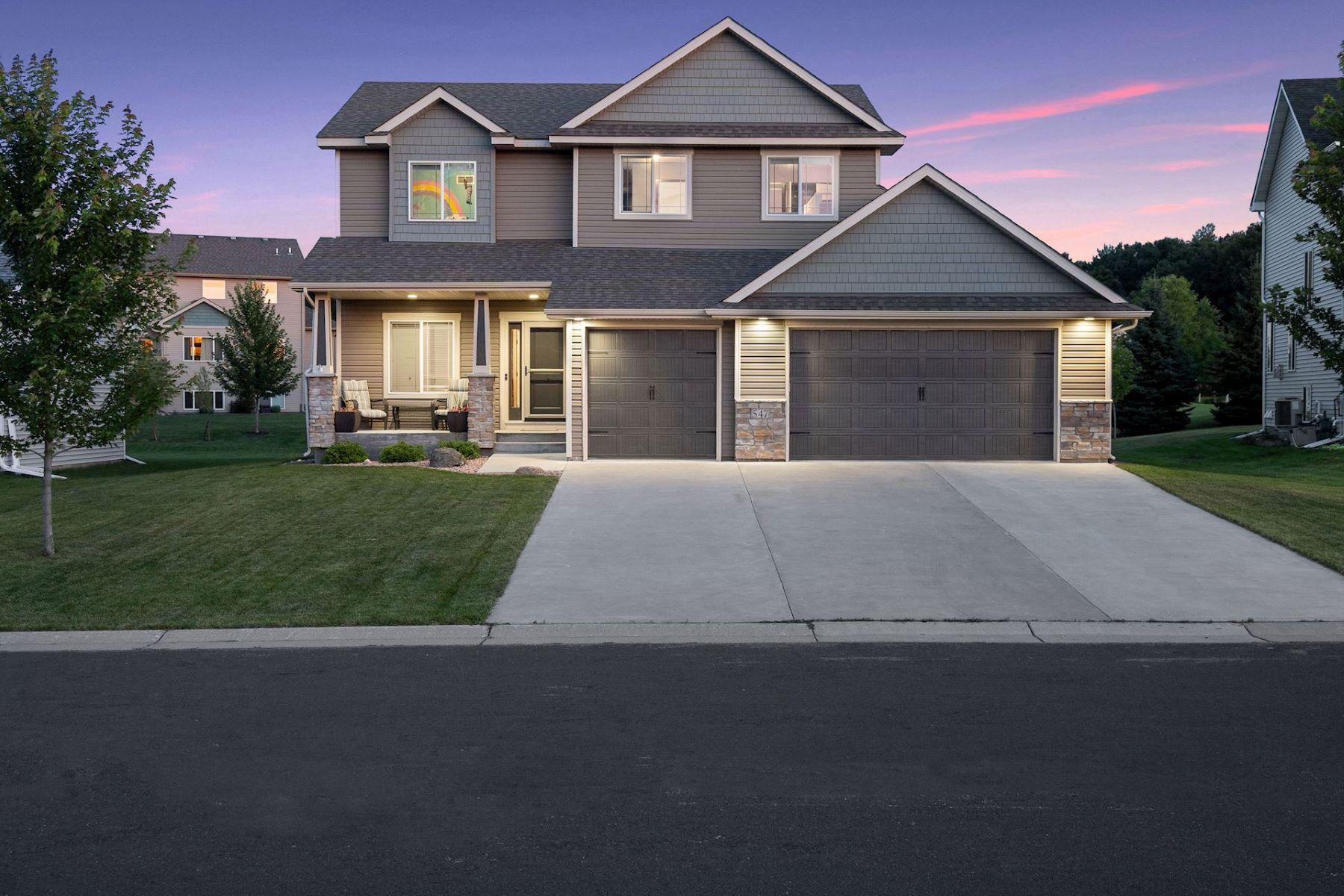 Single Family Homes للـ Sale في Hanover, Minnesota 55341 United States