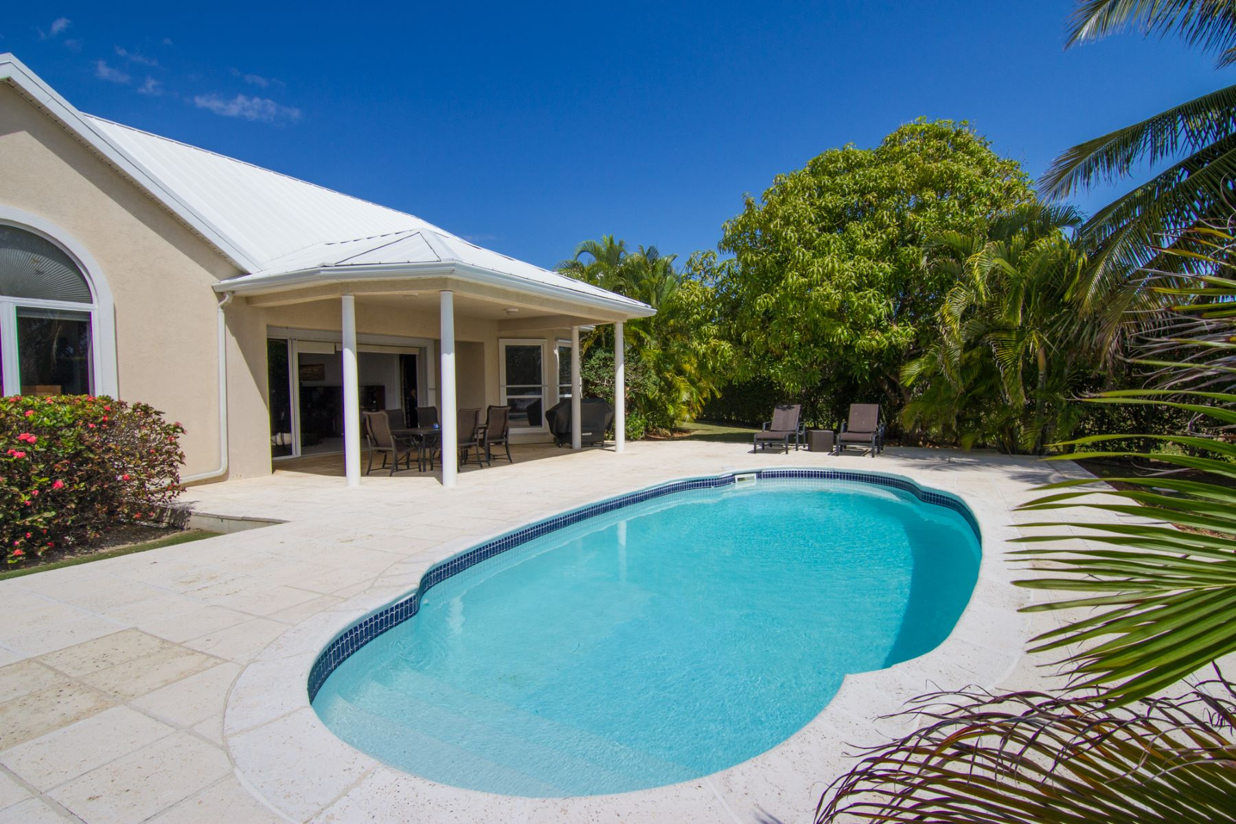 Single Family Home for Rent at Patrick's Island Executive Villa Patricks Island, Cayman Islands