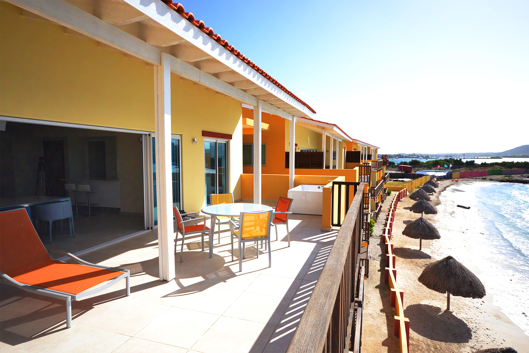 Additional photo for property listing at La Palapa Penthouse Other Cities In Curacao, Cities In Curacao Curacao