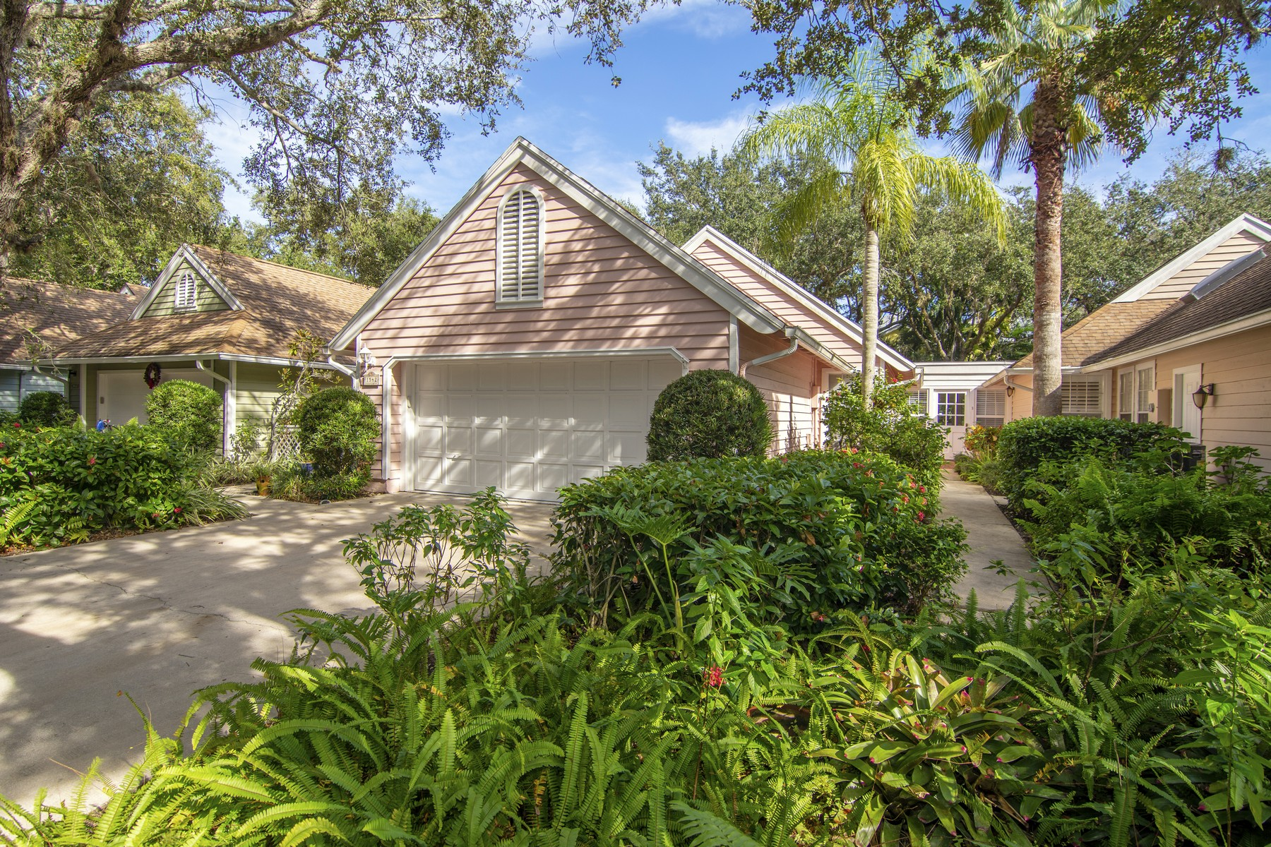 House for Sale at Sea Oaks River Home With Update Kitchen 1542 Sabal Court Vero Beach, Florida 32963 United States