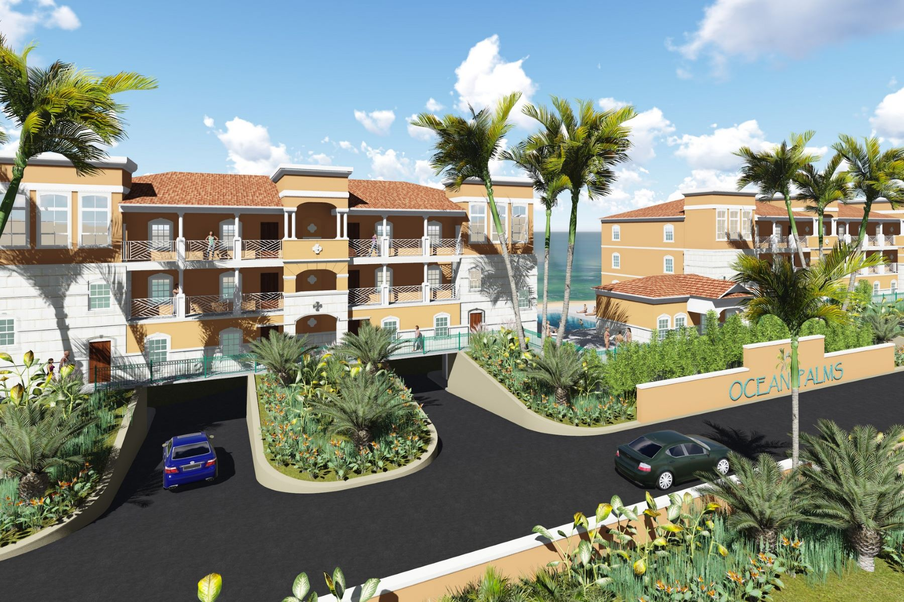 Condomínio para Venda às Ocean Palms 4804 Ocean Palms Drive #N302 Fort Pierce, Florida, 34949 Estados Unidos