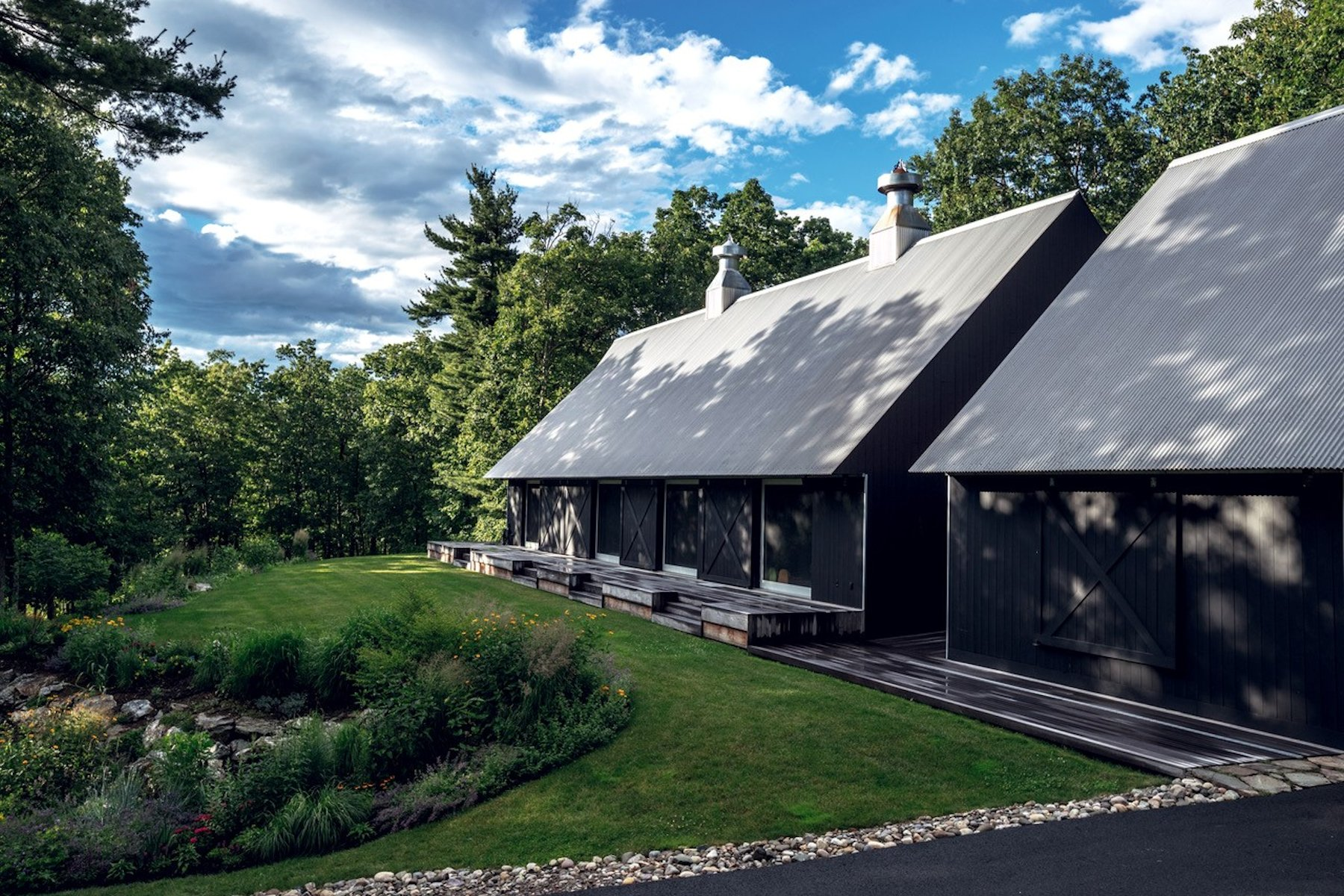 Single Family Home for Sale at Taghkanic Contemporary Craryville, New York 12521 United States