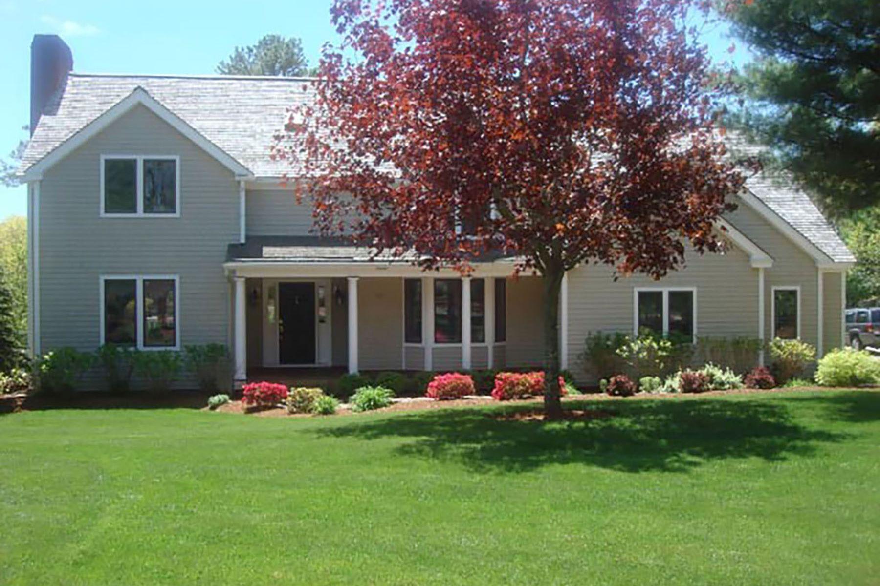 Einfamilienhaus für Verkauf beim EXQUISITE GOLF FRONT HOME WITH POOL 119 Walton Heath Way New Seabury, Massachusetts, 02649 Vereinigte Staaten